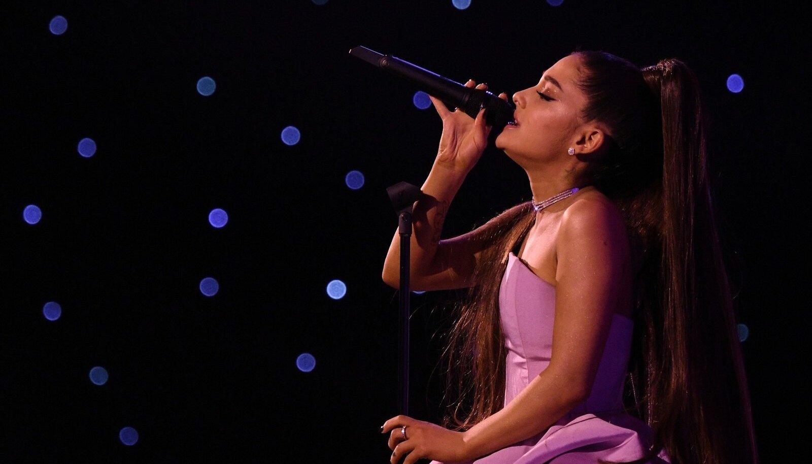 KÕRGEIM UUSTULNUK: Ariana Grande.