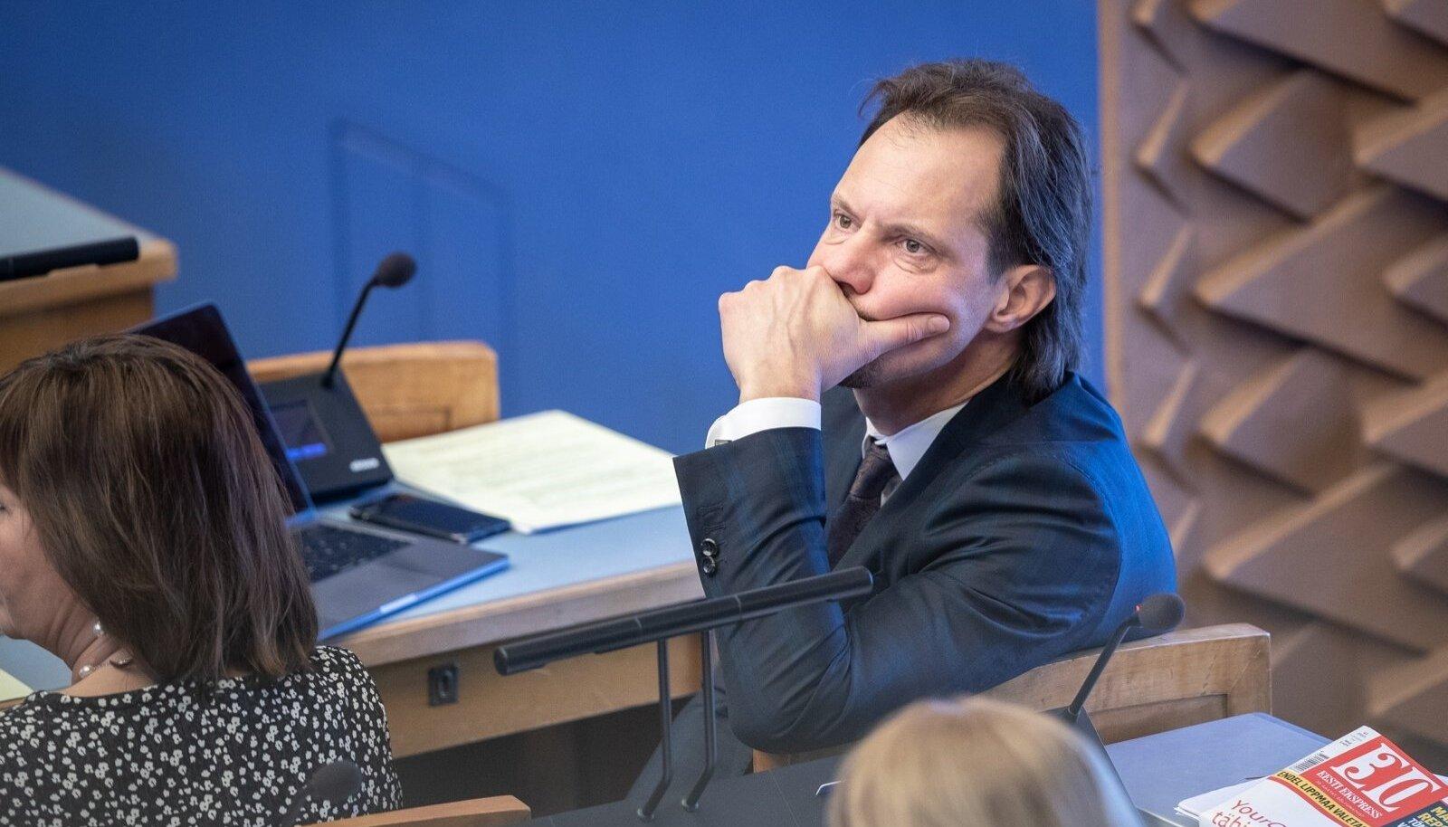 Indrek Saar Helme solvangutest Soome peaministri aadressil: ses hulluses on siiski järjekindlust