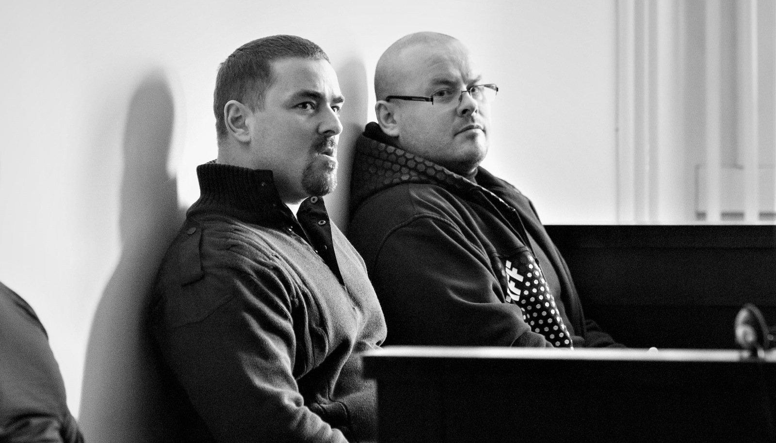 TAVALISED INIMESED: Isa sõnul on Erik ja Sten Kruusimägi olnud üldiselt tublid poisid.