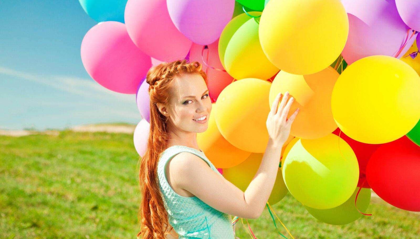 Unistused on justkui õhupallid