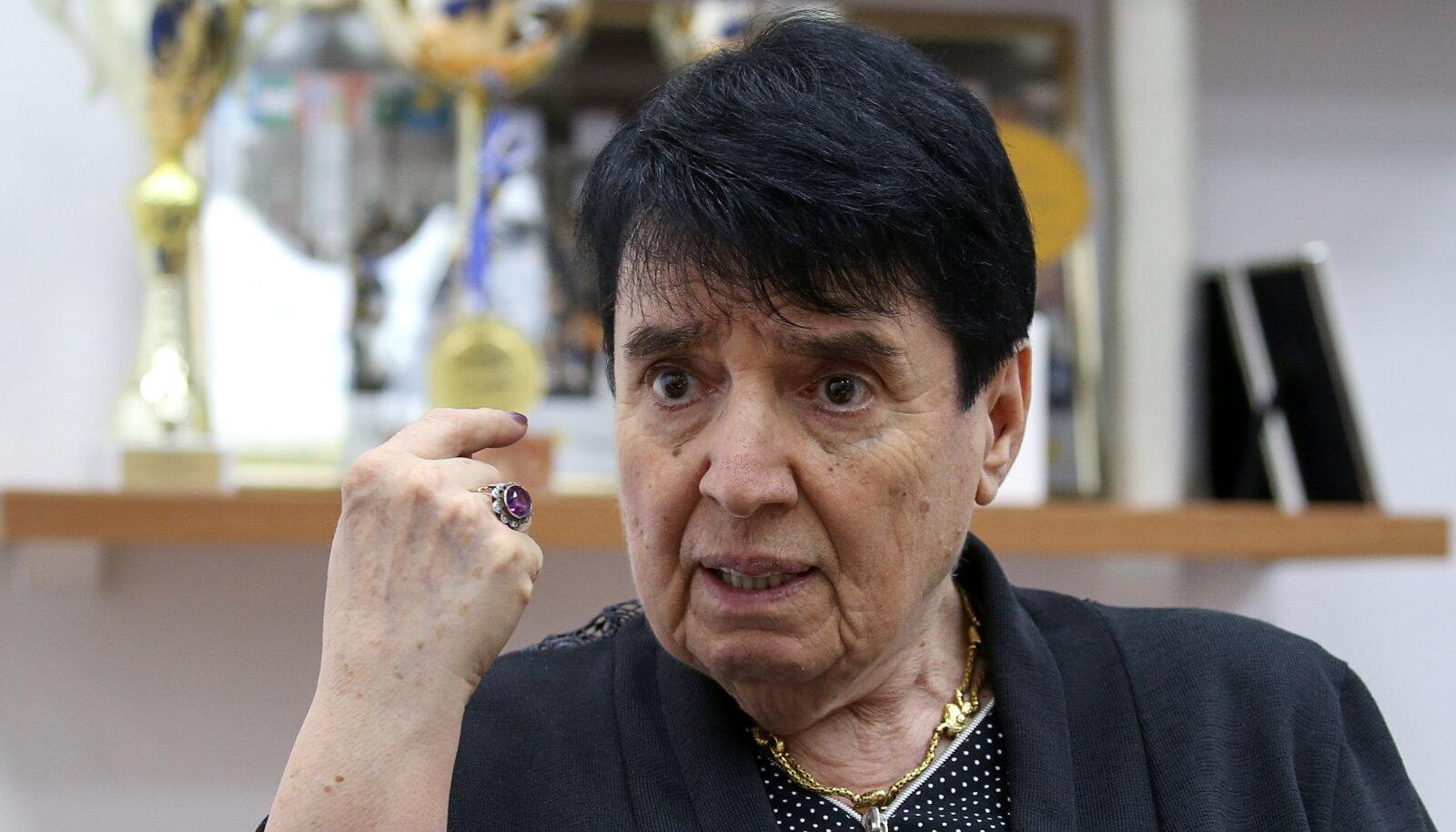 Nona Gaprindašvili.