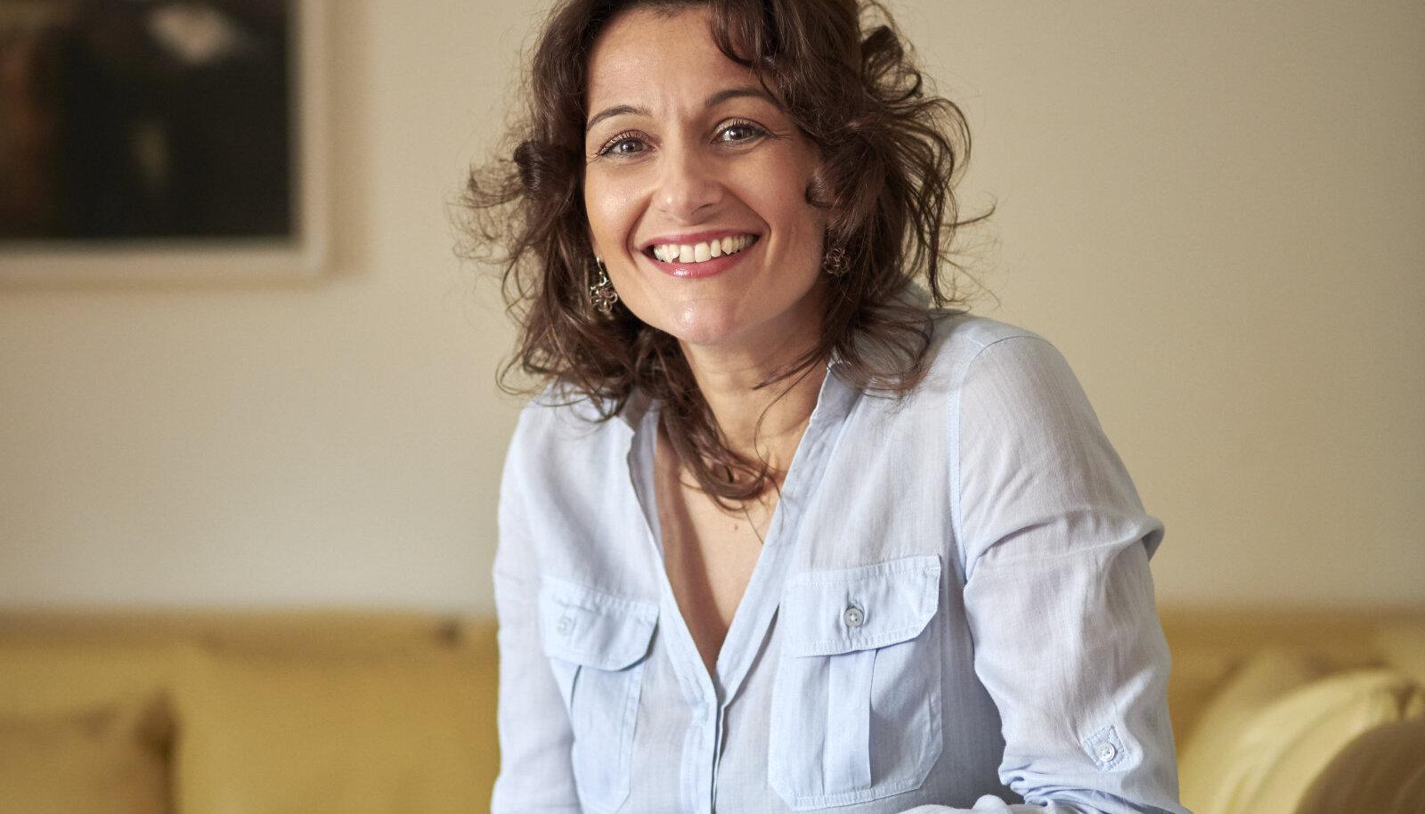 Itaalia e-müügi guru ja raamatu autor Martina Vazzoler