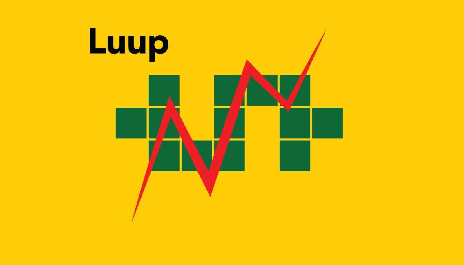 """Saade """"Luup"""" teemadeks on äri, pangandus, majandus, seadusandlus, kaubandus, tarbimine."""