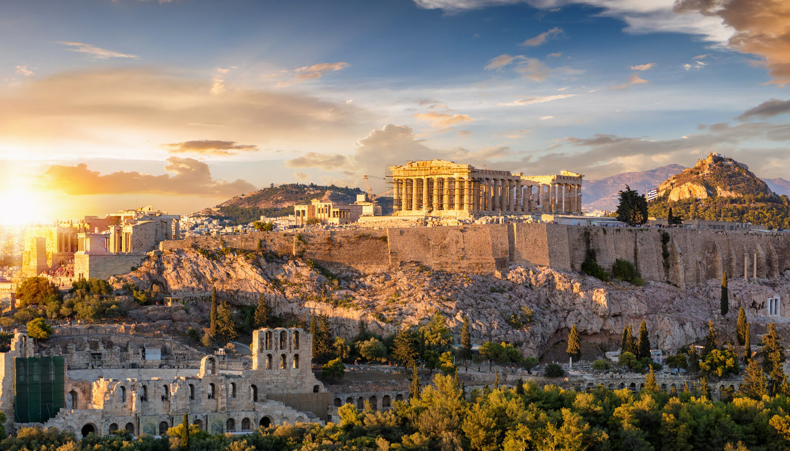 Ateena, Kreeka