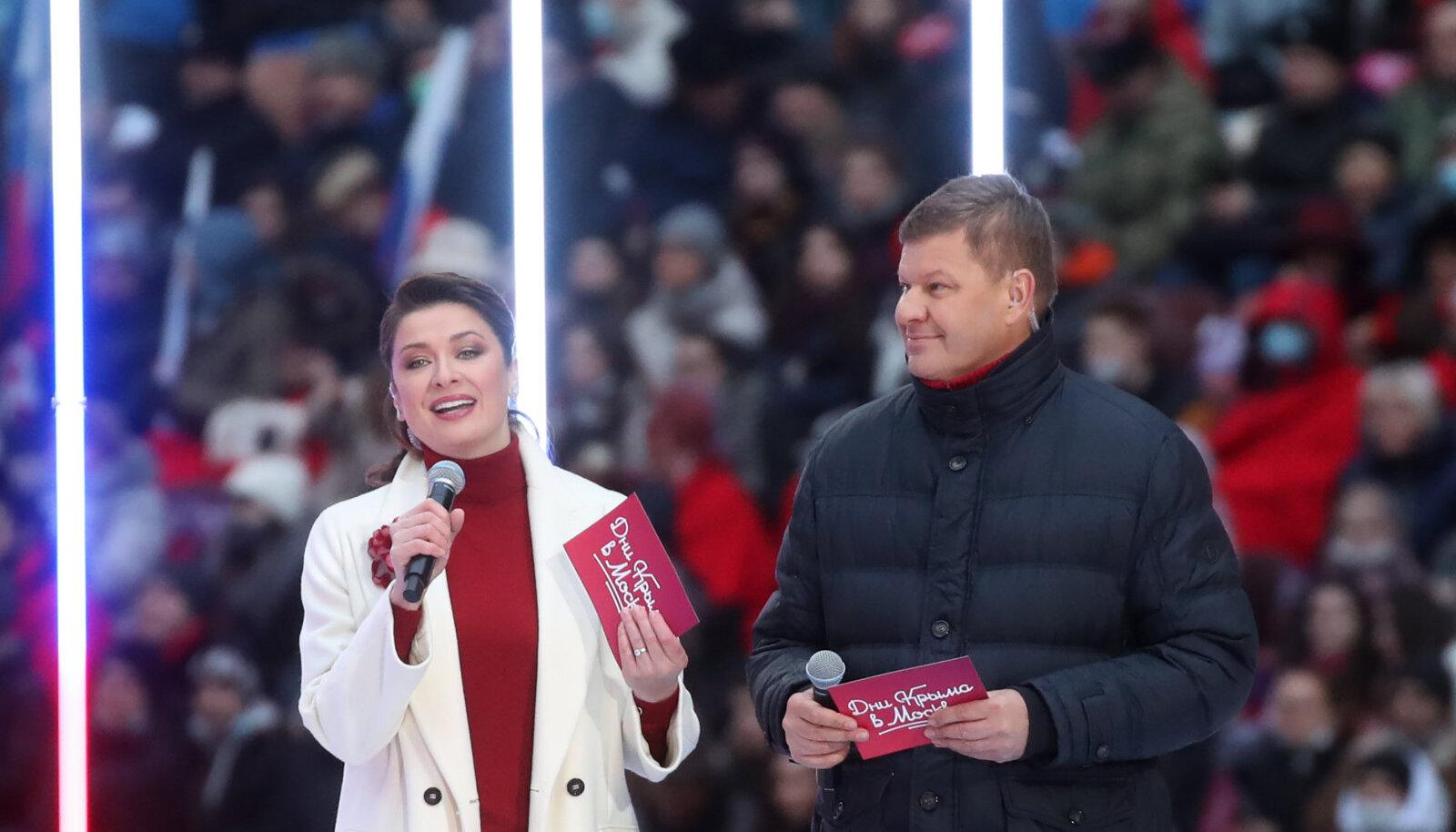 Dmitri Guberniev (paremal)