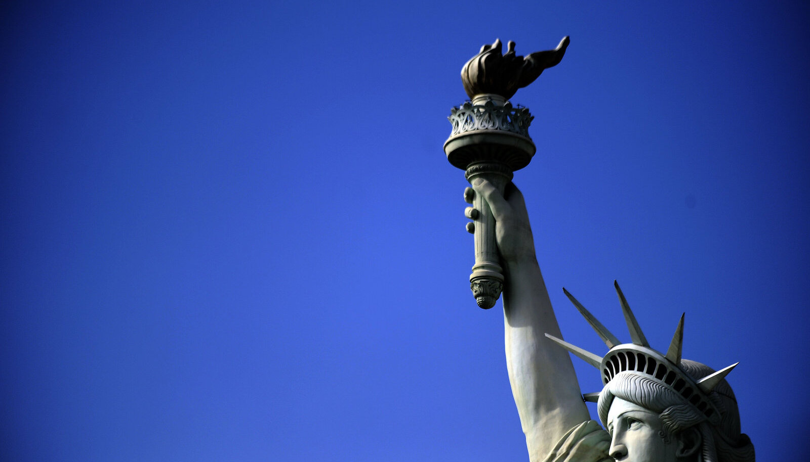 New Yorgi Vabadussammas sümboliseerib üht kuulsaimat iseseisvuskuulutust 1776. aastast.