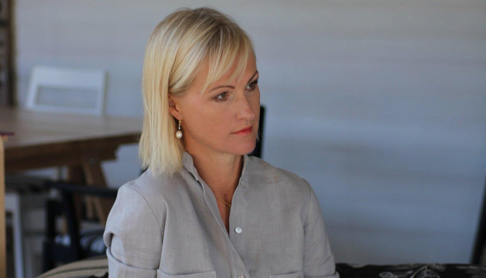 Mulle on lapsest saadik sisse süstitud, et asjad peavad ajale vastu pidama, ütleb Marilin Sikkal.