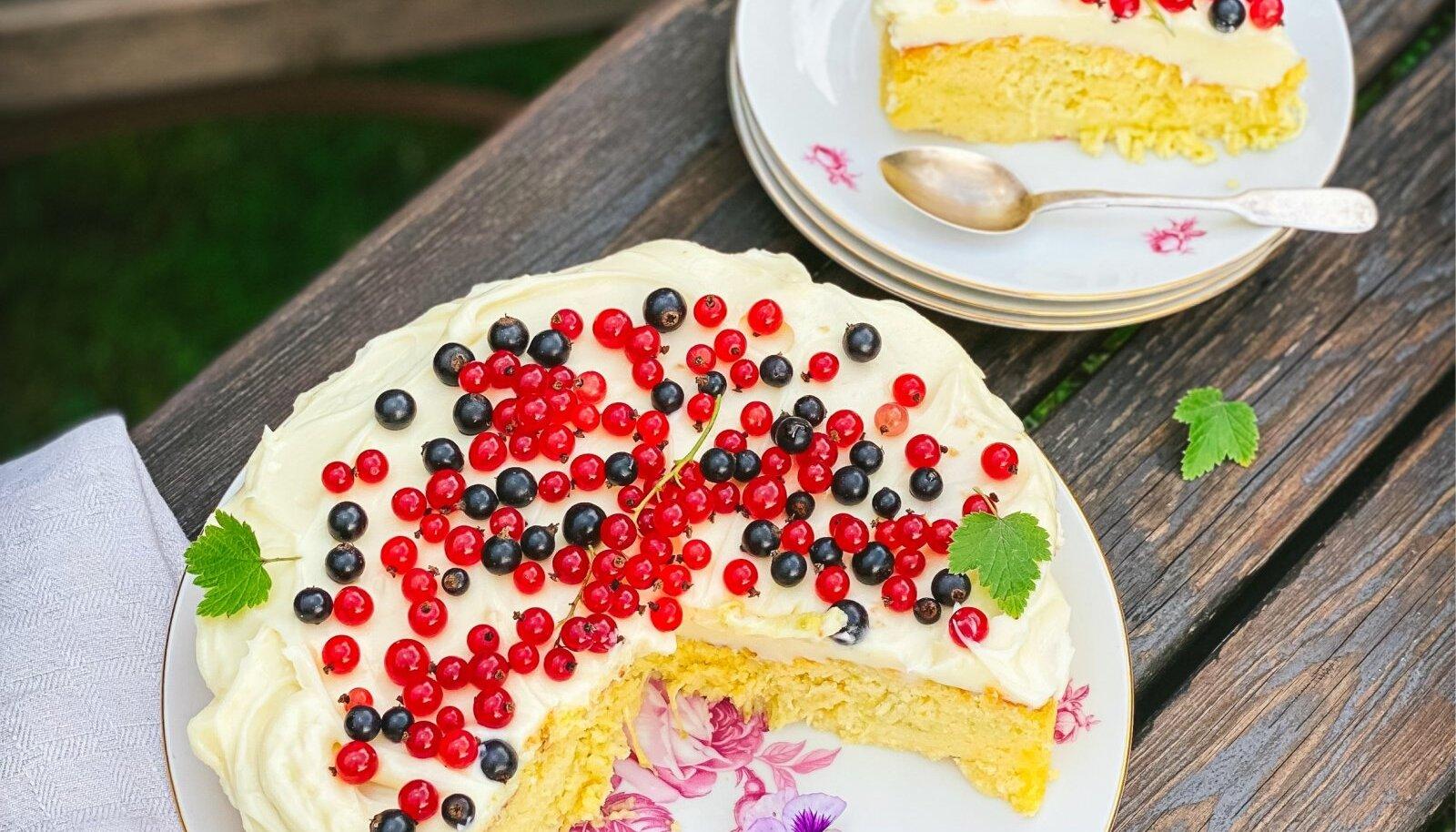 Suvikõrvits on mitmekesine - see sobib nii soolaste kui magusate toitude tegemiseks.