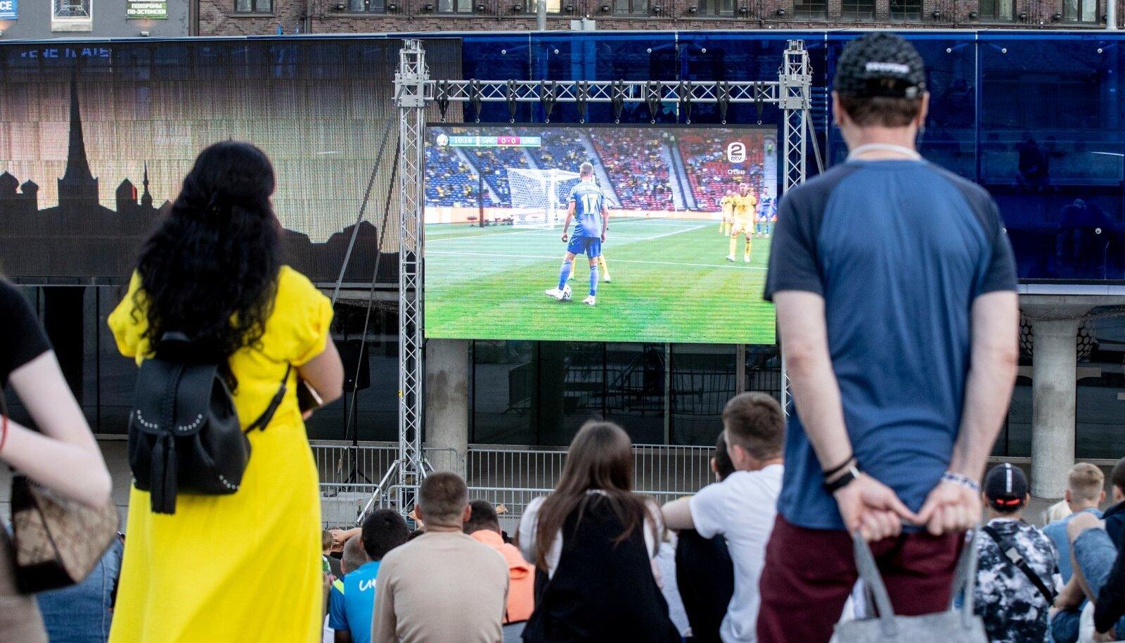 Jalgpall, Vabaduse väljak