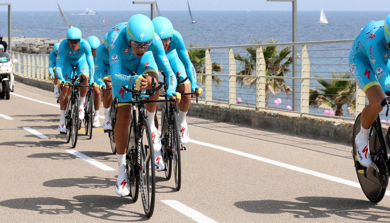 Astana meeskond Girol