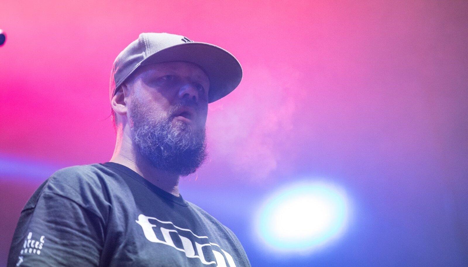 Genka ja Paul Oja Hip Hop Festivalil