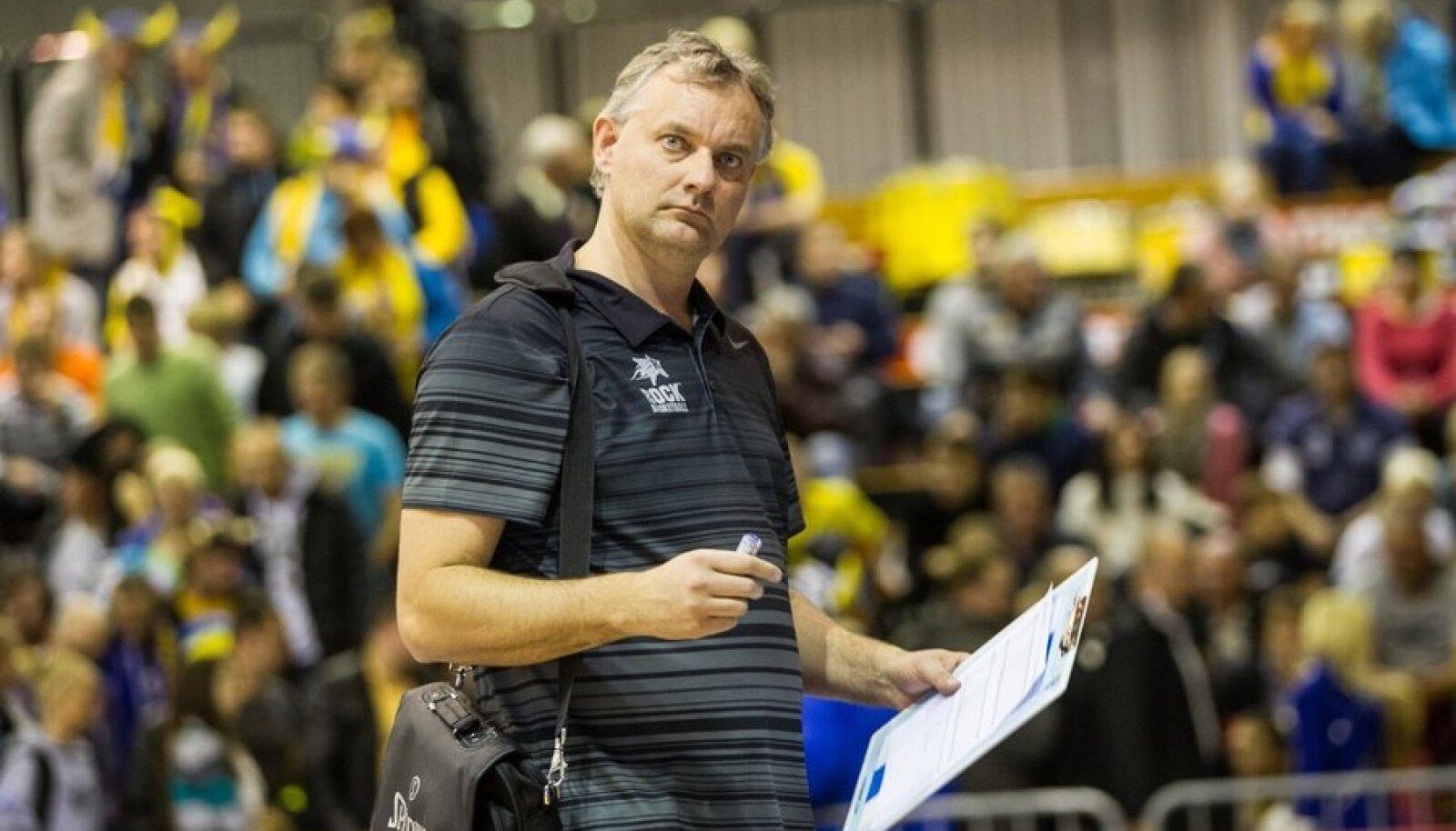 Gert Kullamäe, TÜ/Rocki peatreener