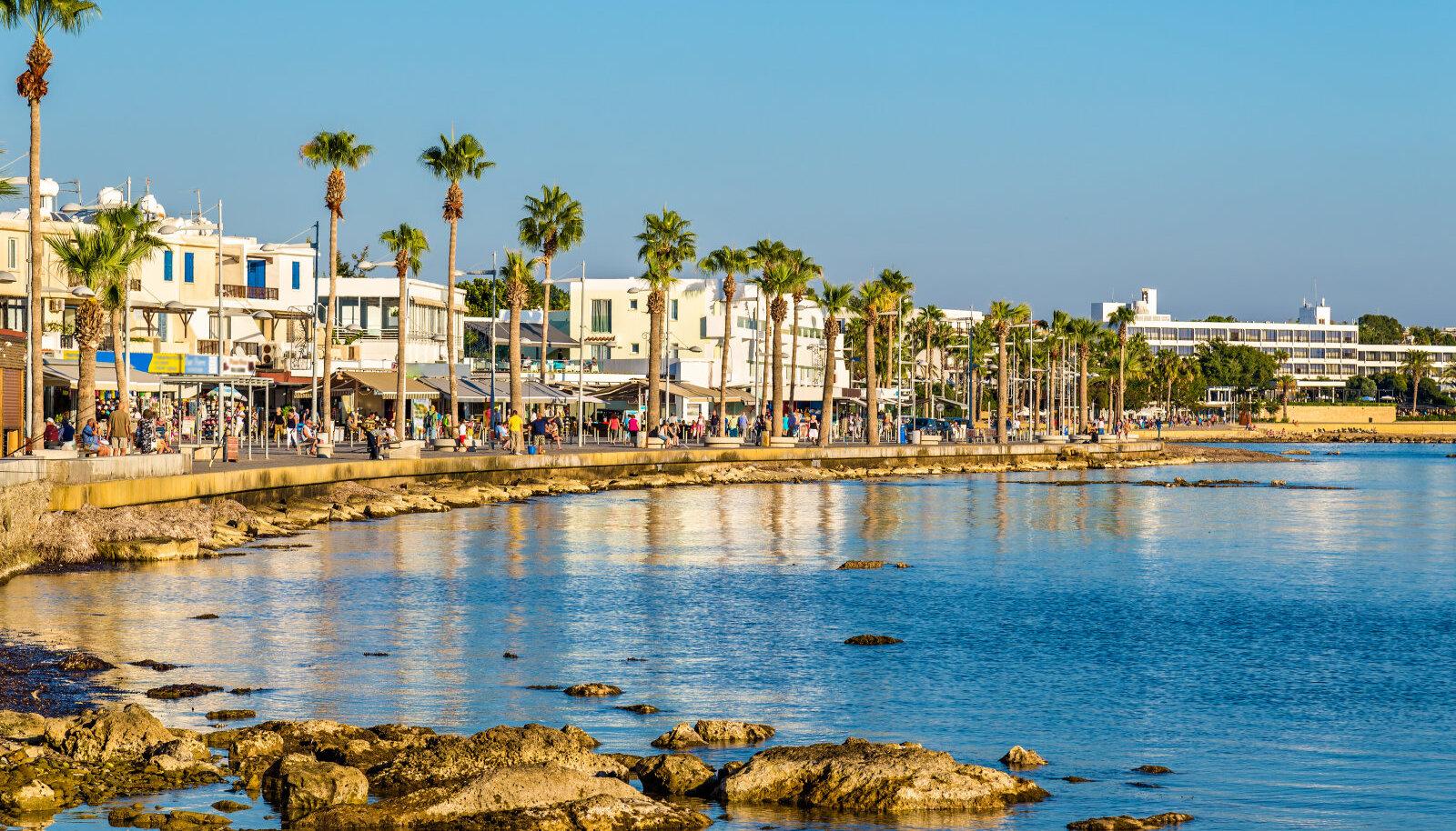 Paphos, Küpros