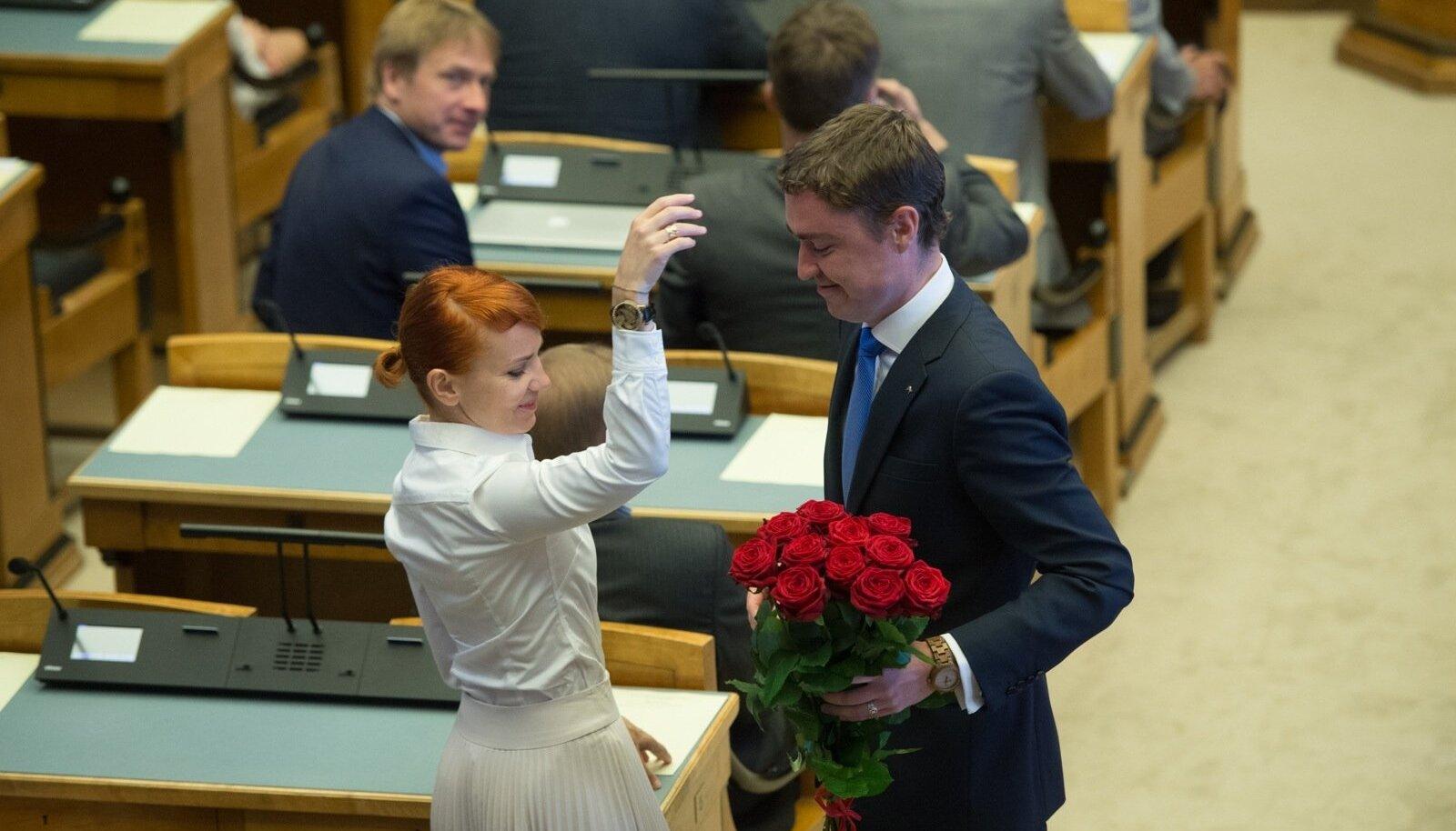 Keit Pentus-Rosimannuse ja Taavi Rõivase tee valimistele ei pruugi olla väga lilleline, kuna mõlemad võivad tahta saada ringkonna esinumbriks.