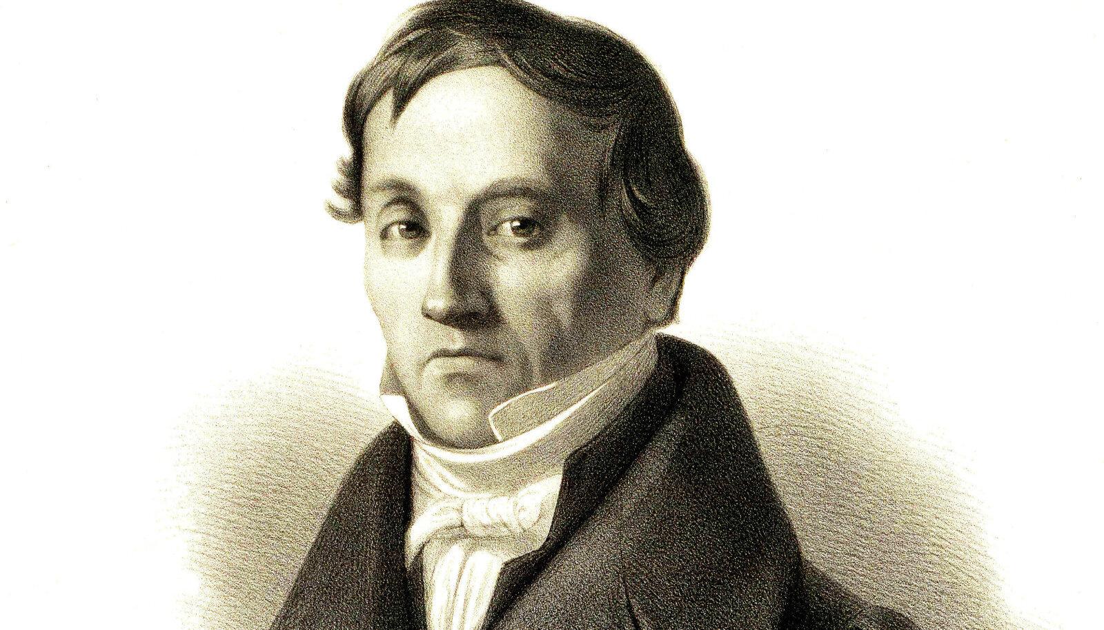 Karl Ernst von Baer 1852. aasta maalil.