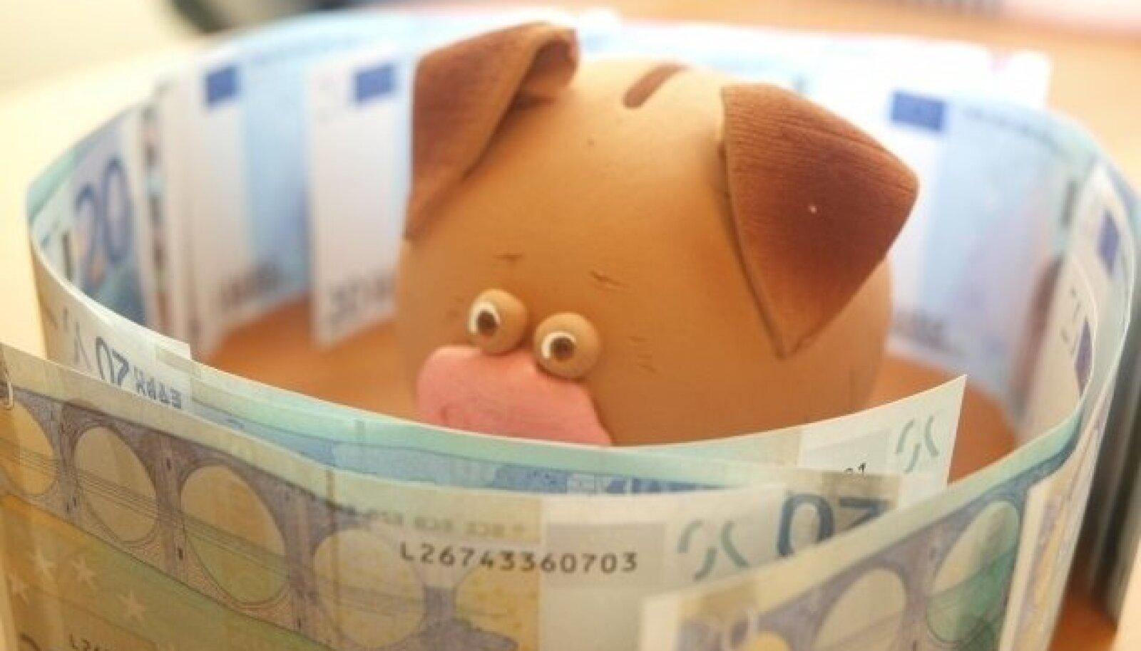 Raha säästmine