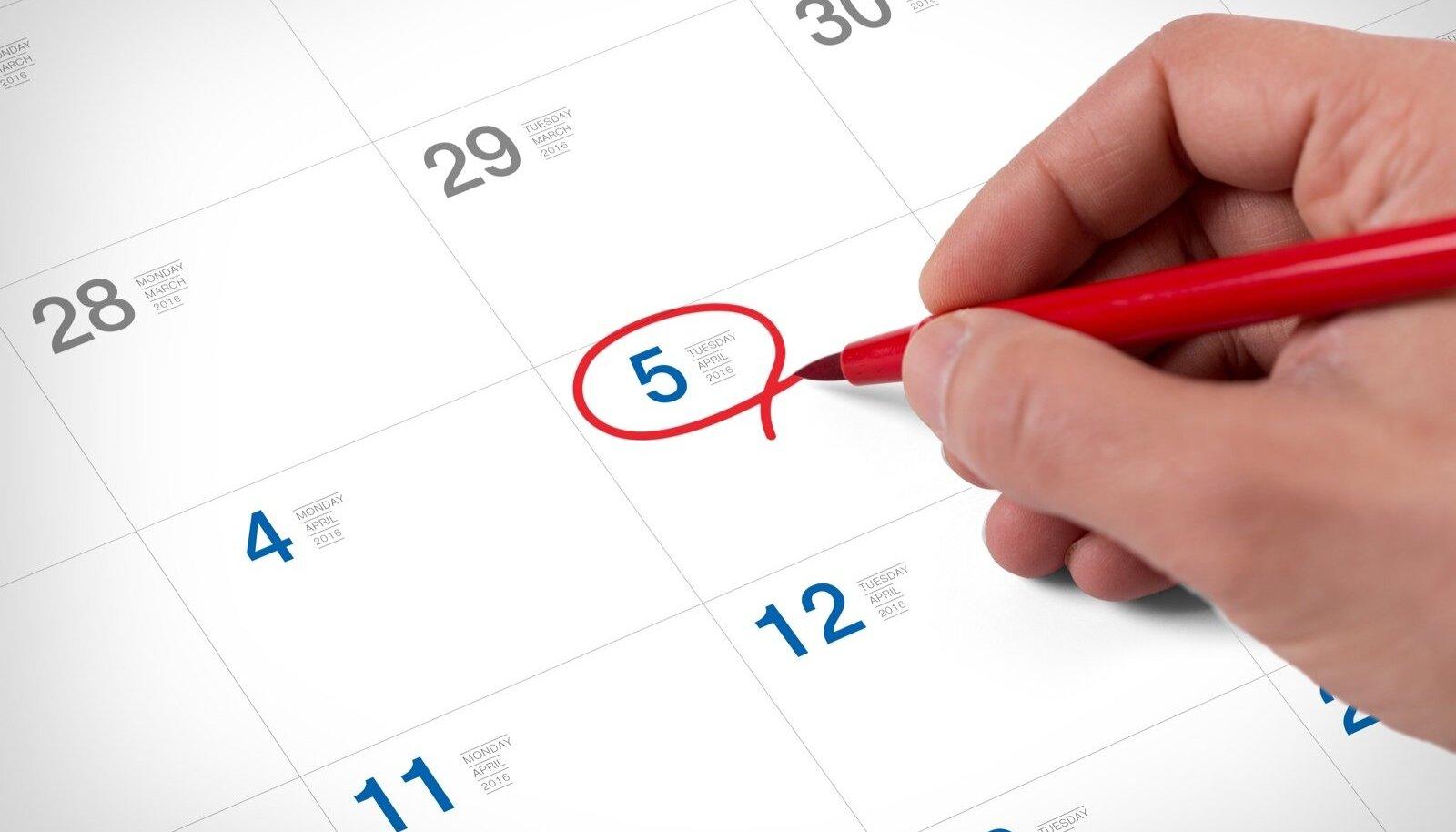 5. aprilli asemel tahtis tööandja töölepingu üles öelda 5. mail, vale kuupäev märgiti ülesütlemisteatesse kogemata. Ehkki lepingu lõpetamine oli seetõttu tühine, lõpetas kohus lepingu ikkagi 5. aprillil.