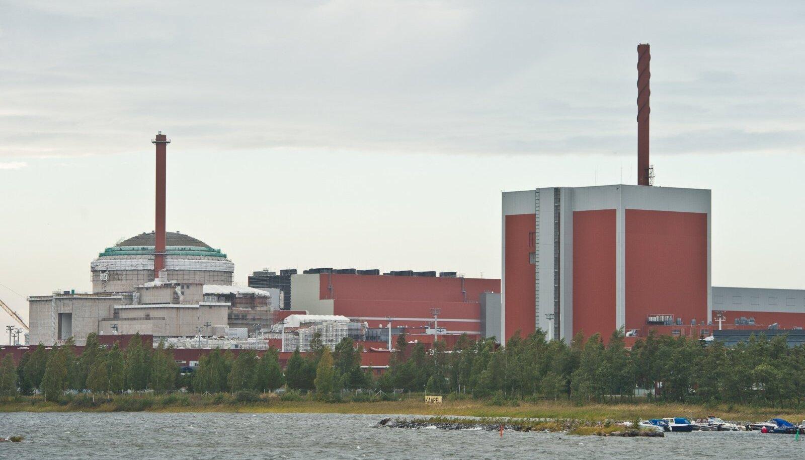 Olkiluoto tuumajaam Soomes