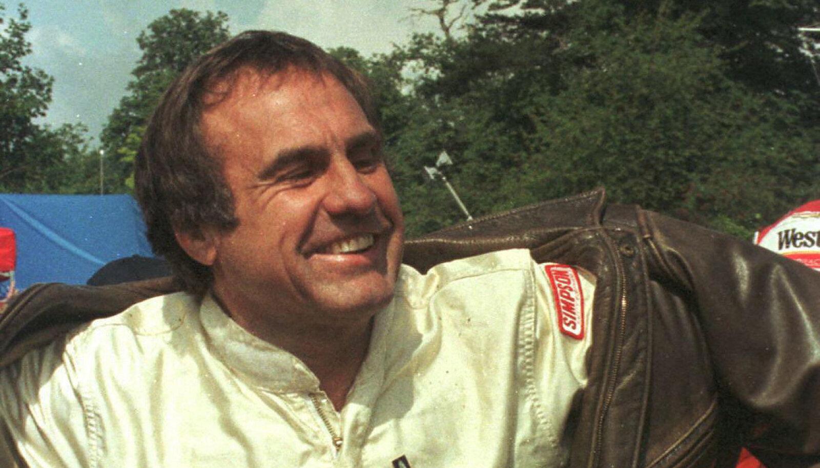 Carlos Reutemann 1997. aasta 22. juunil.