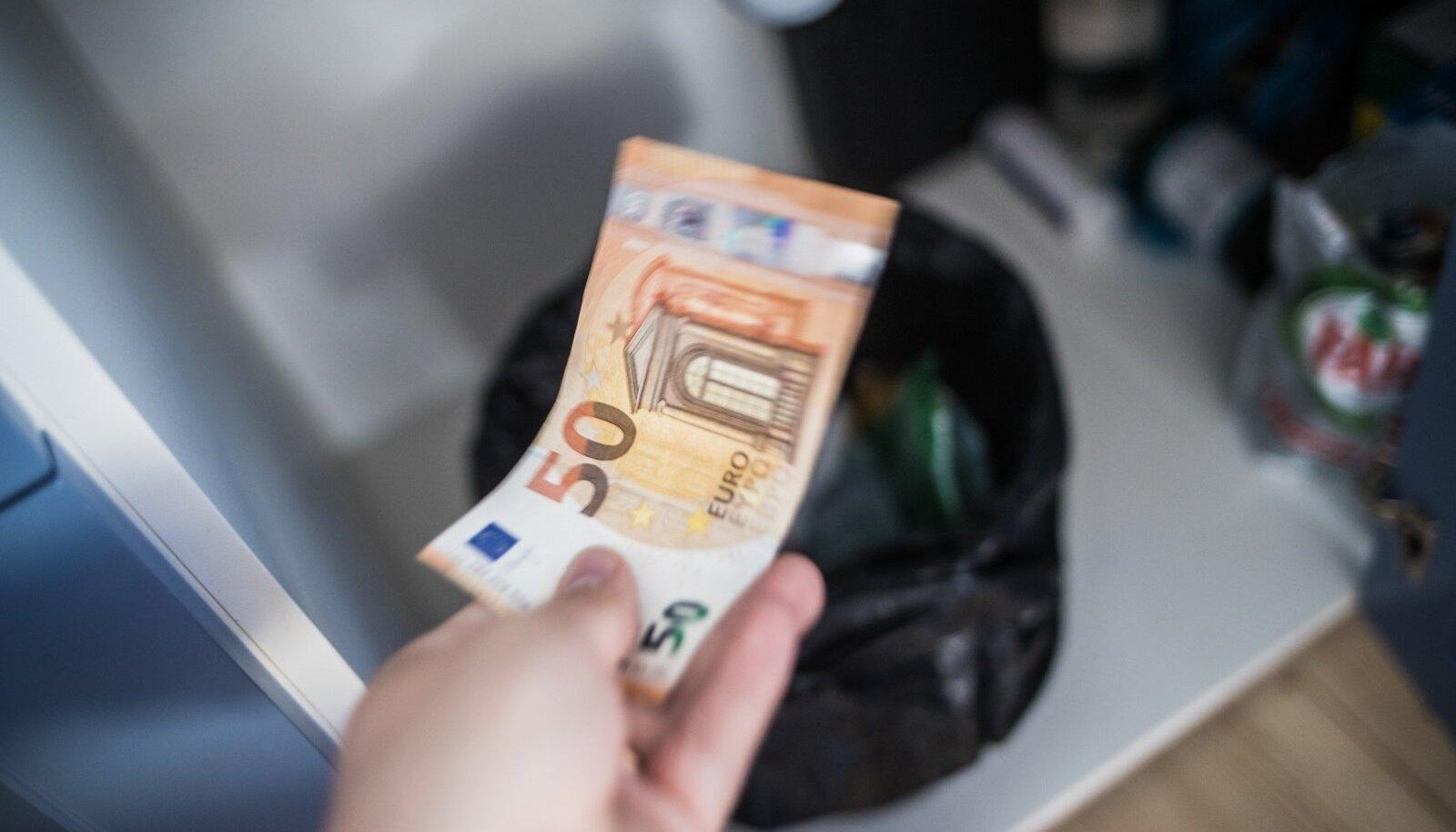 Vahur Koorits: kas lollidelt tulebki raha ära võtta?