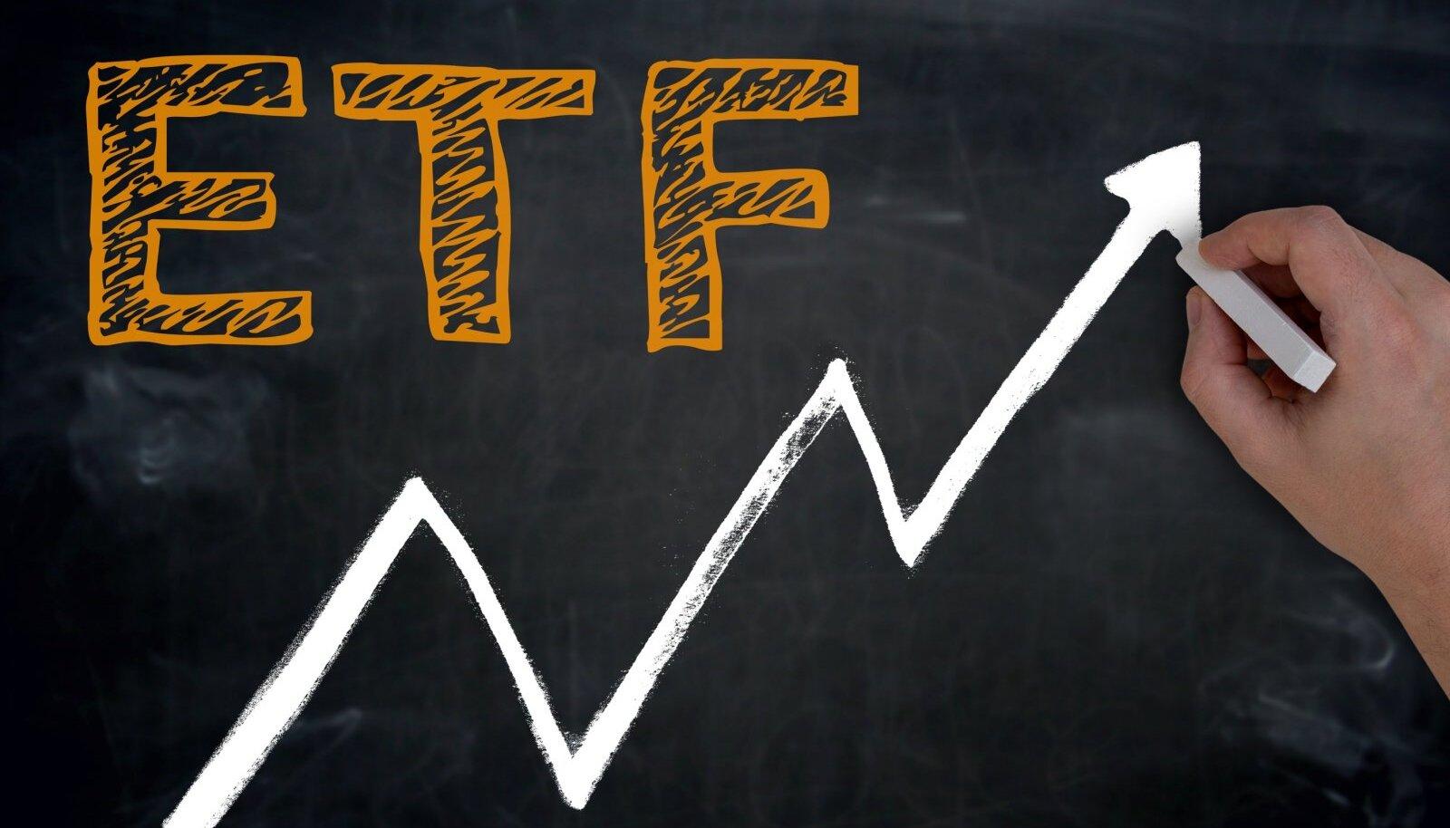 Sageli avavad ETF-id algajatele investoritele ukse investeerimismaailma.