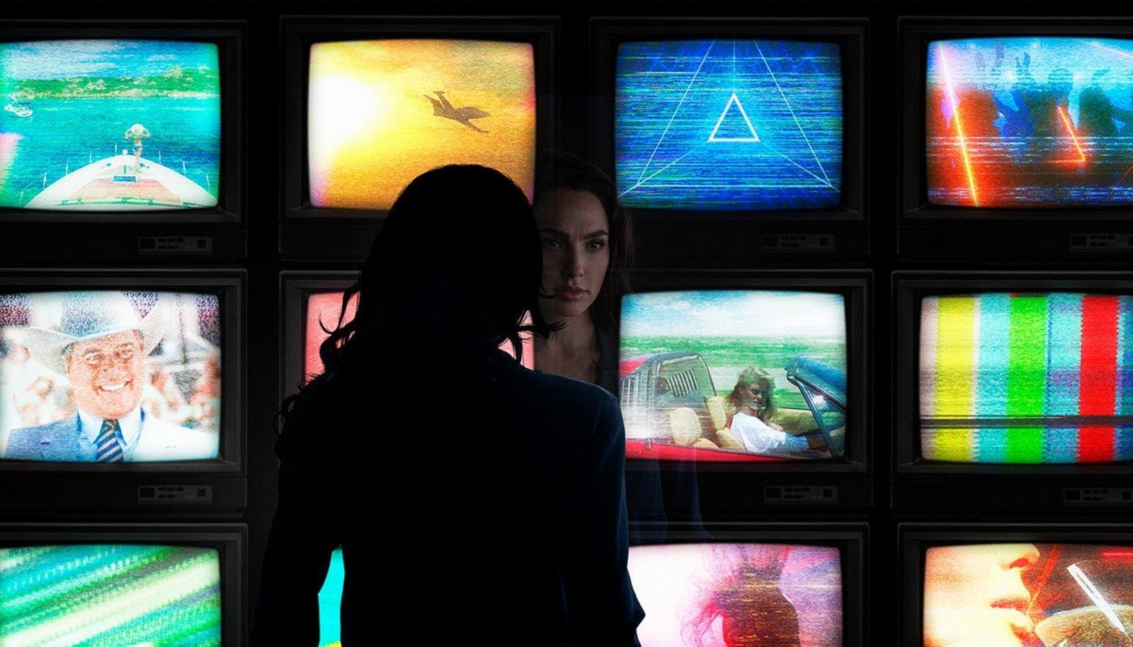 """ESIMENE PÄÄSUKE: Sel nädalal Eesti kinodeski esilinastuv """"Wonder Woman 1984"""" (nimiosas Gal Gadot, pildil) on Warner Media esimene film, mis jõuab USAs korraga nii kinodesse kui voogedastusplatvormile HBO Max."""