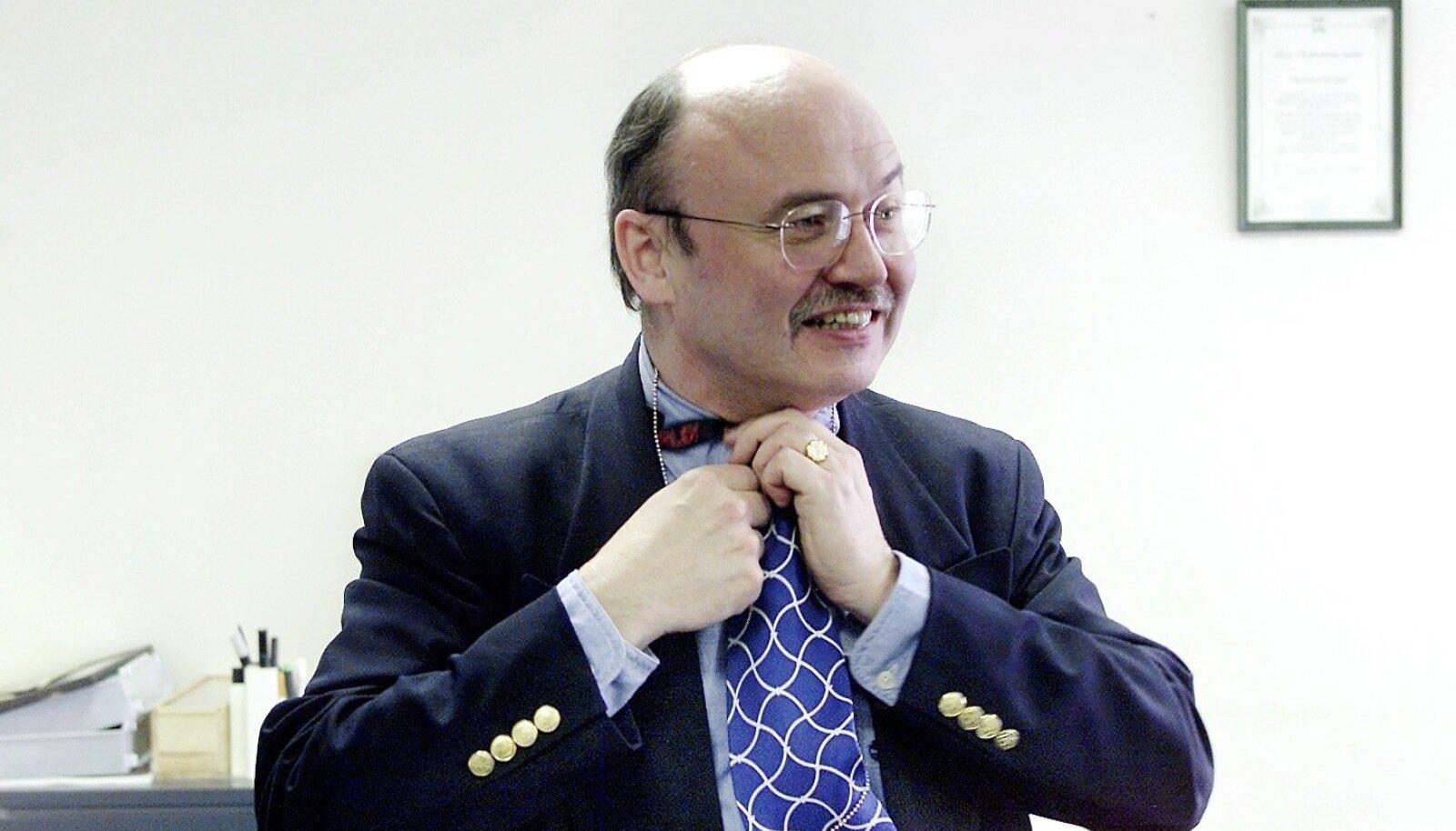Igor Gräzin 2003. aastal.