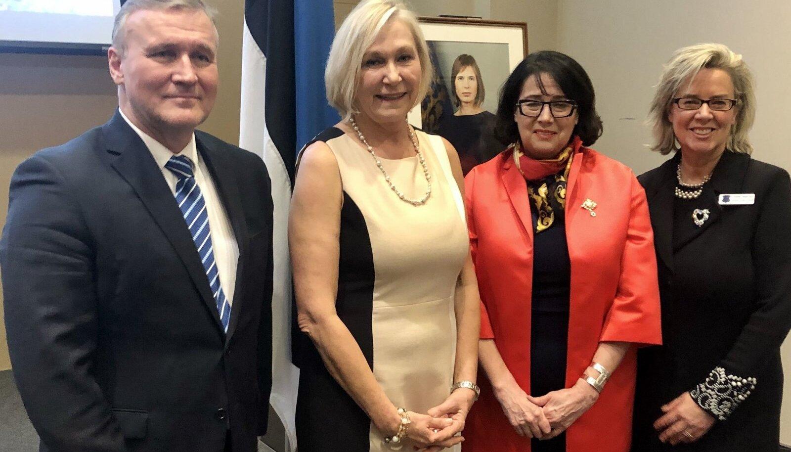 Eesti avas Vancouveris aukonsuli esinduse