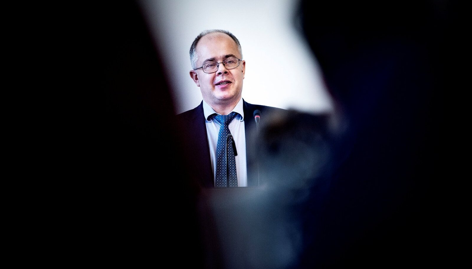 Danske panga rahapesuskandaali vilepuhuja Howard Wilkinson