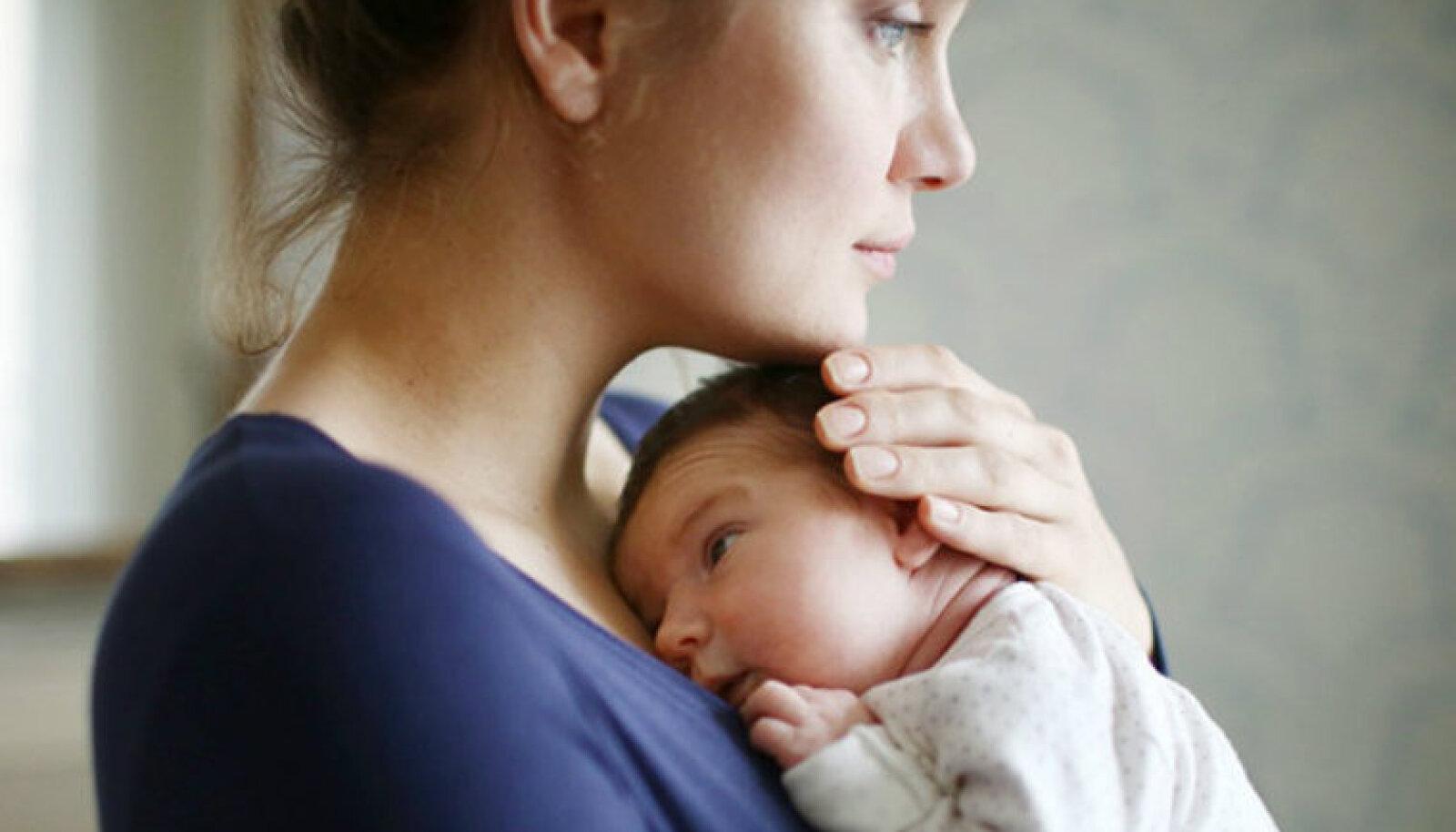 Sünnitusjärgne depressioon on paljude naiste jaoks oluline ja raske teema