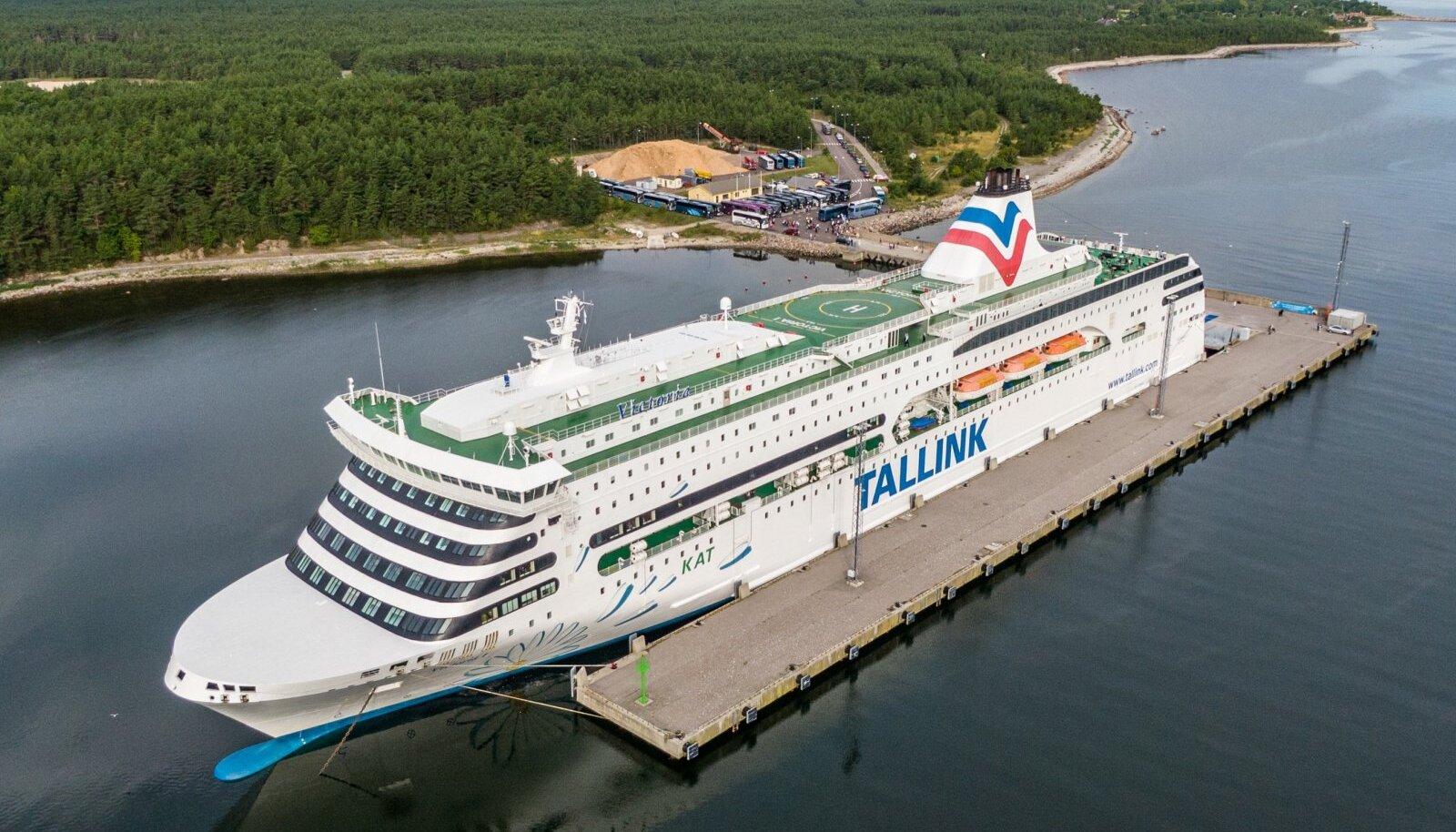 Tallink on üks neist Läänemerel tegutsevatest laevafirmadest, kes kutsub Soome valitsust piire reisimisele avama.