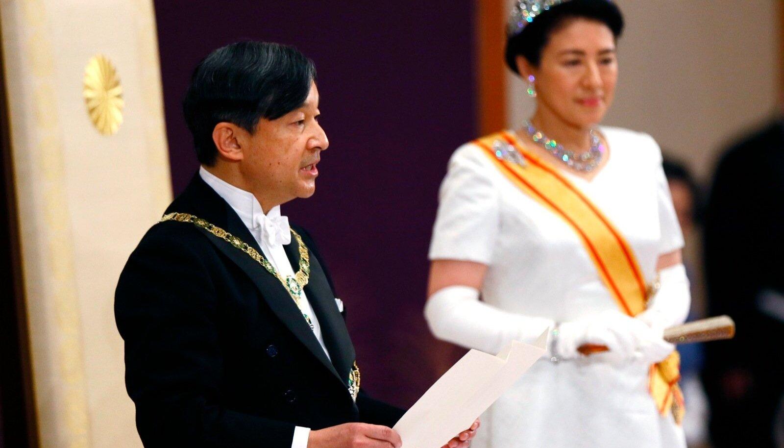 Naruhitost sai esimene läänes õppinud Jaapani keiser