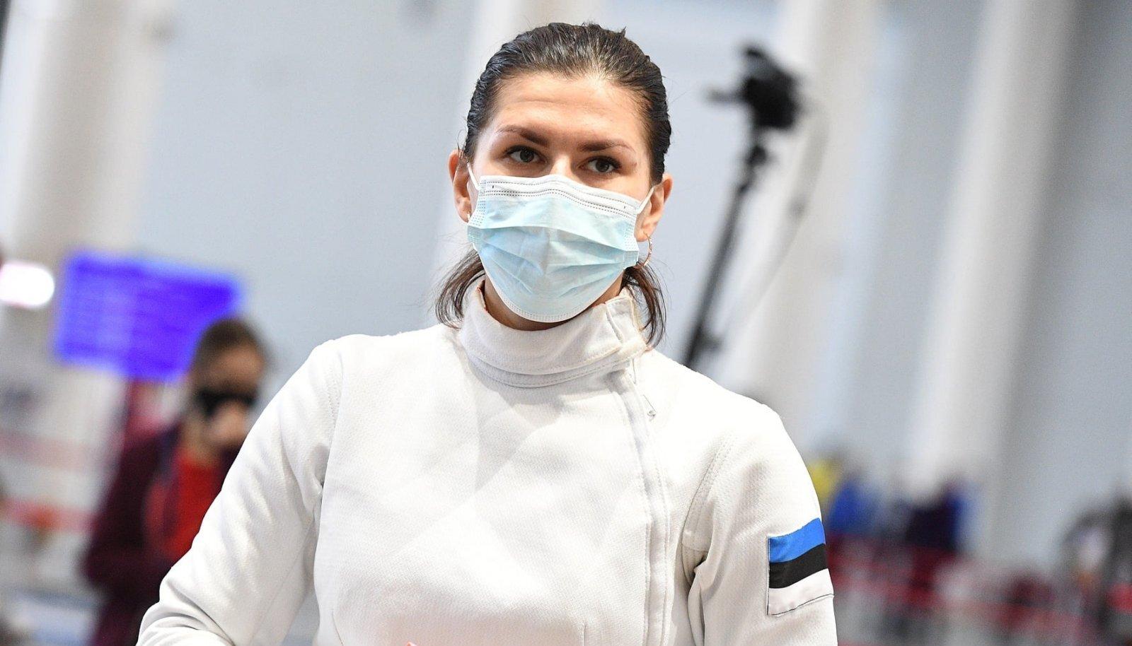 Julia Beljajevale ei lähe individuaalne turniir korda, tähtis on naiskondlik, millest sõltub olümpiale pääs.