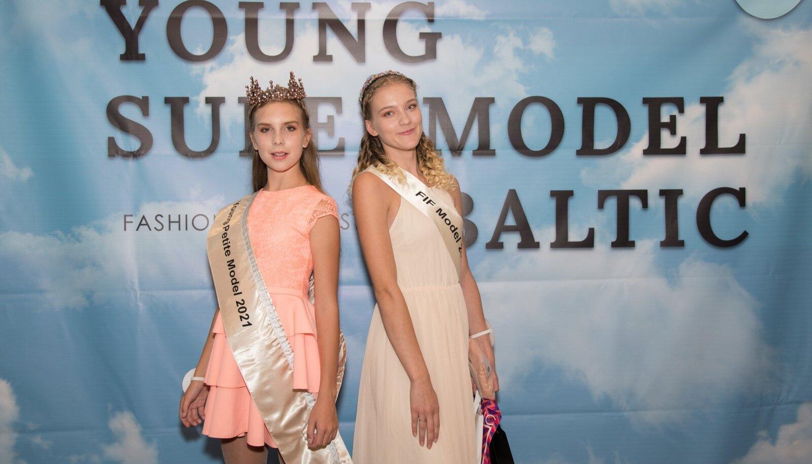 Young Supermodel Estonia
