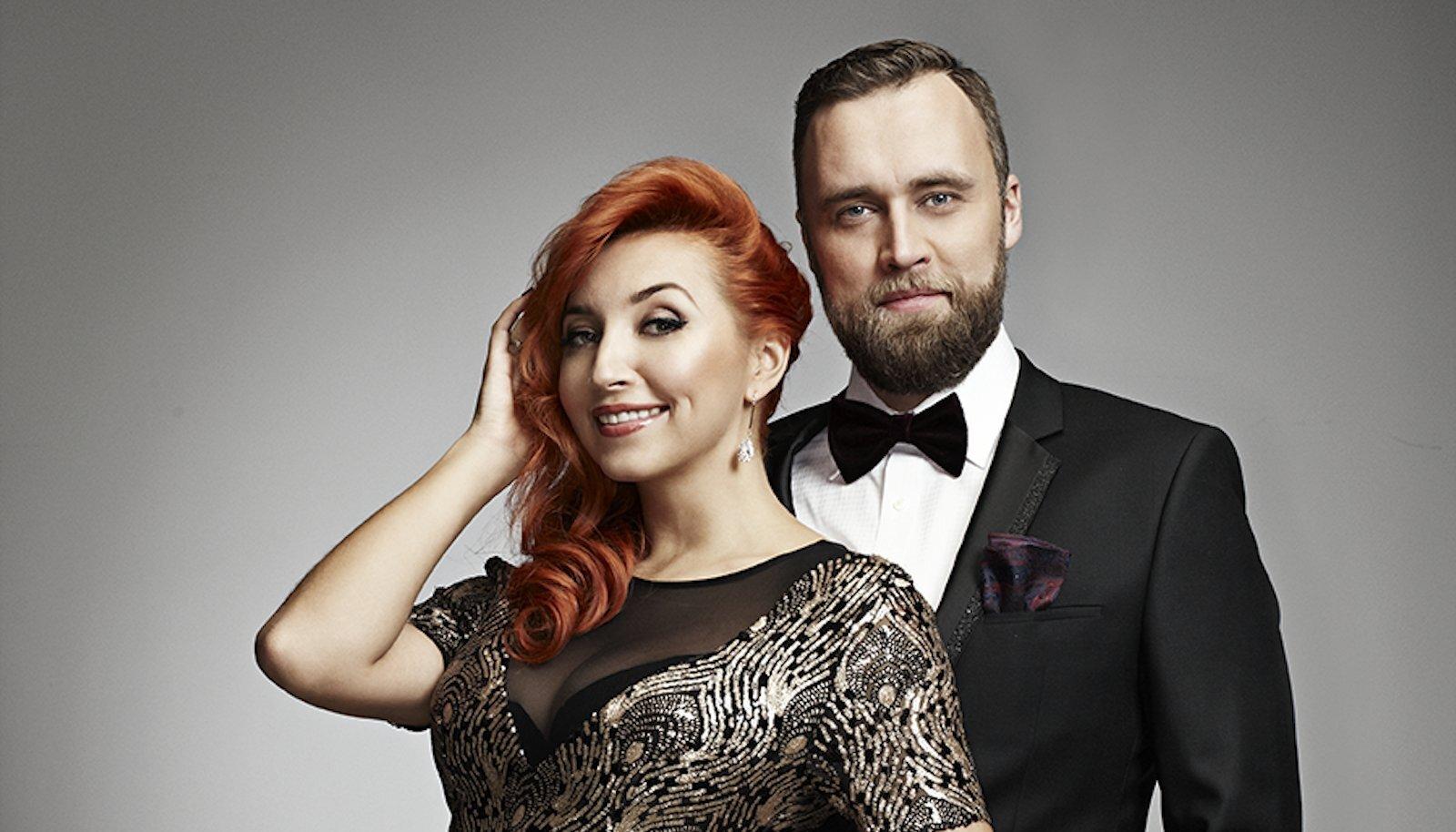 Tanja Mihhailova-Saar ja Mikk Saar