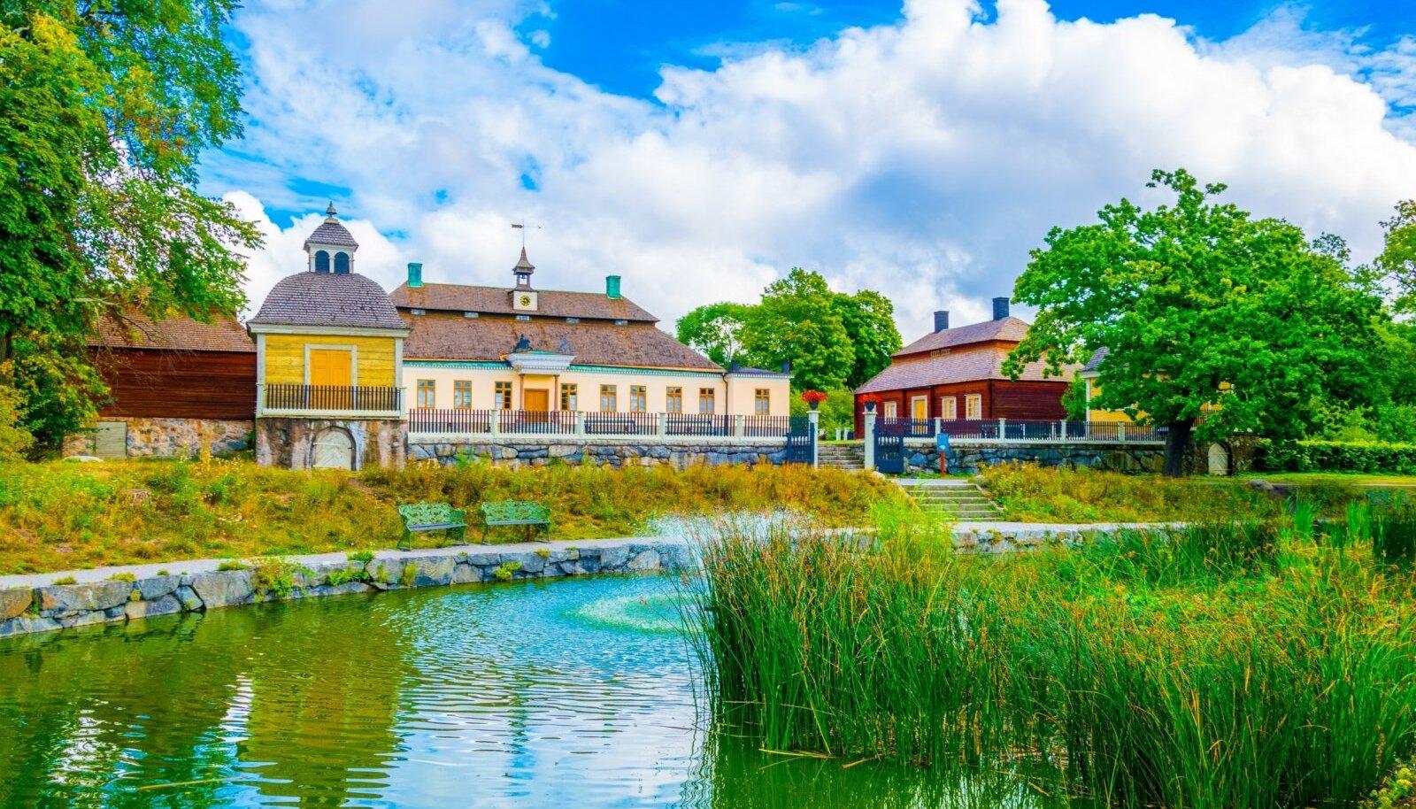 Skanseni vabaõhumuuseum Stockholmis