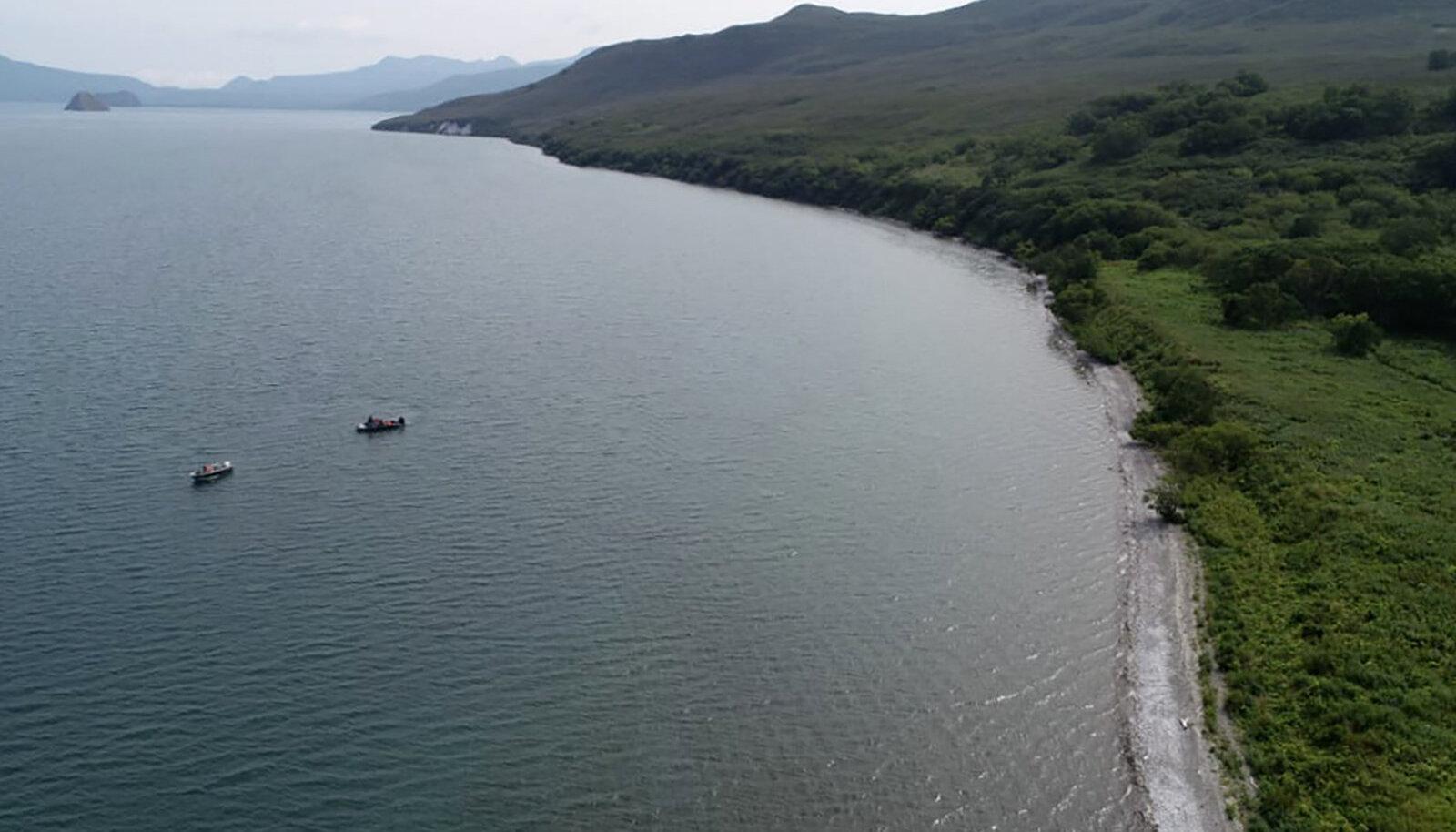 Kurili järv