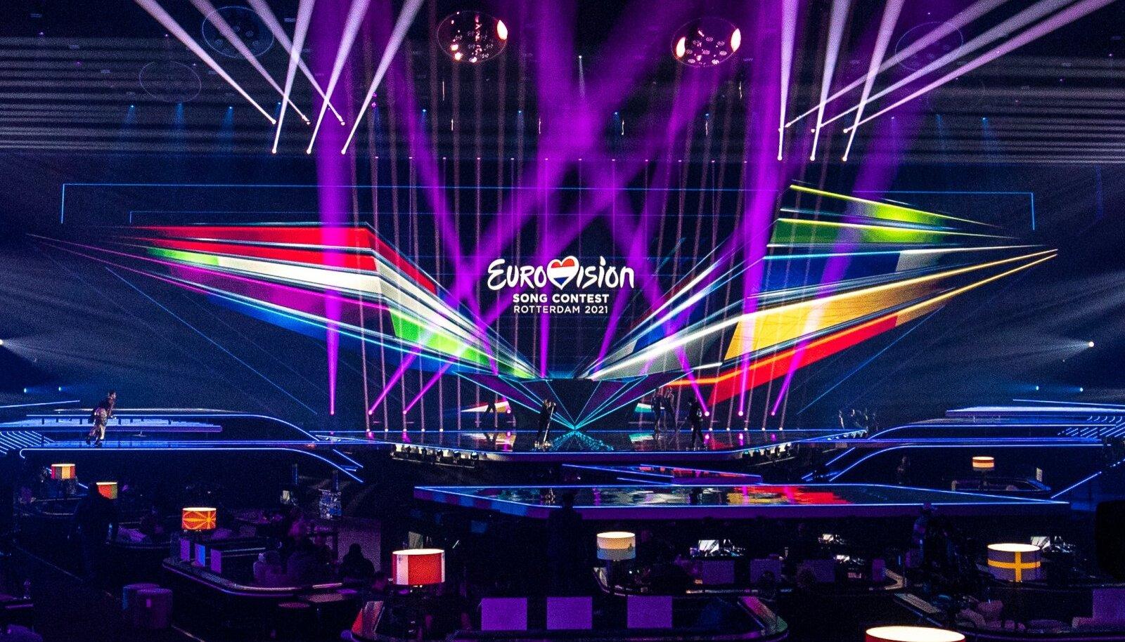 Eurovision 2021 7.05.2021