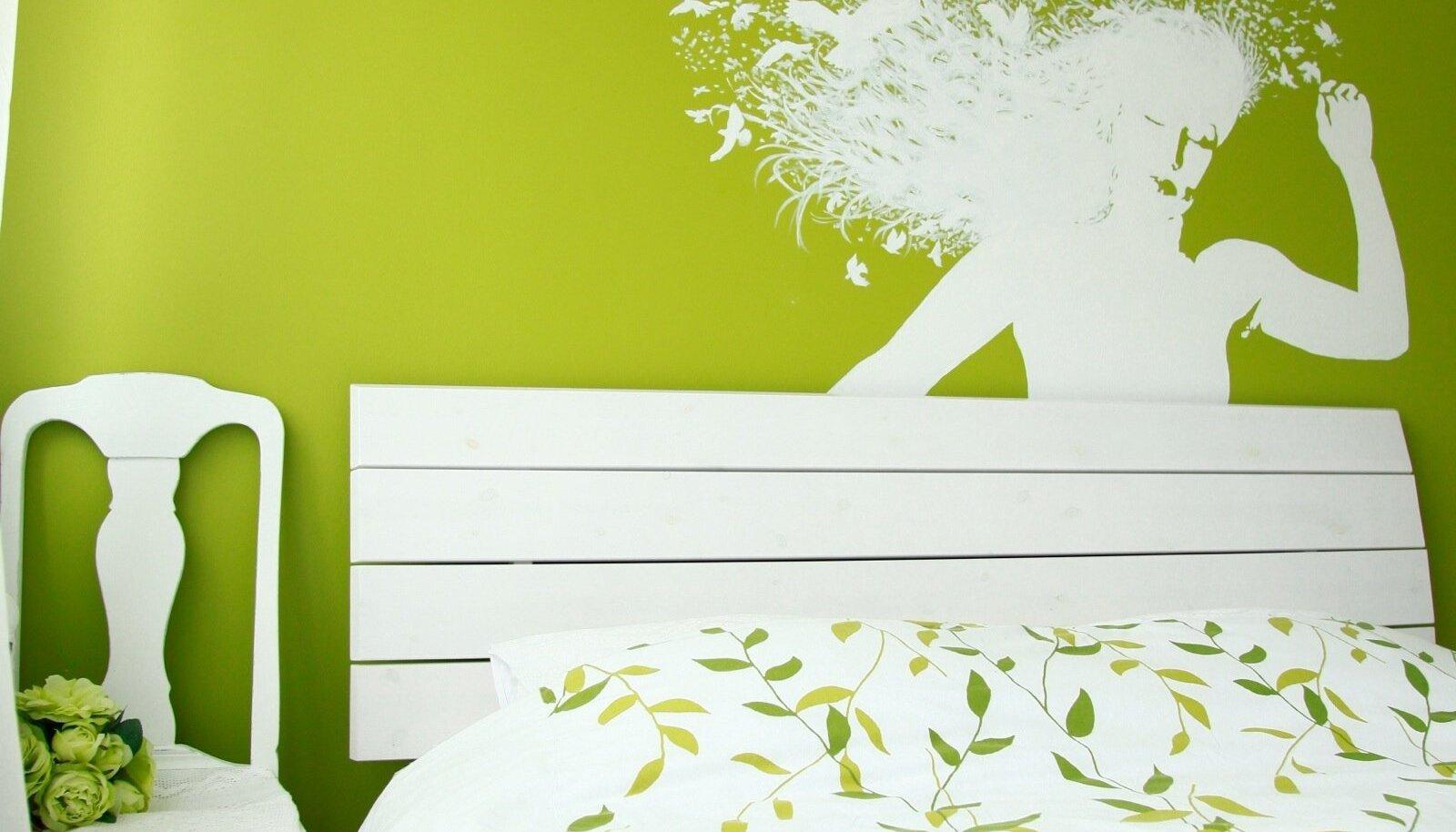 FOTOD Kuidas magamistuba kevadiselt särama panna