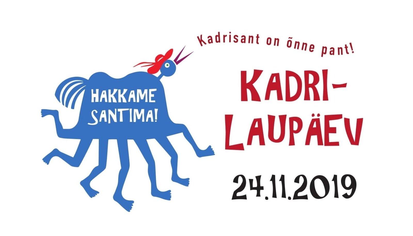 Kadrijooksu logo