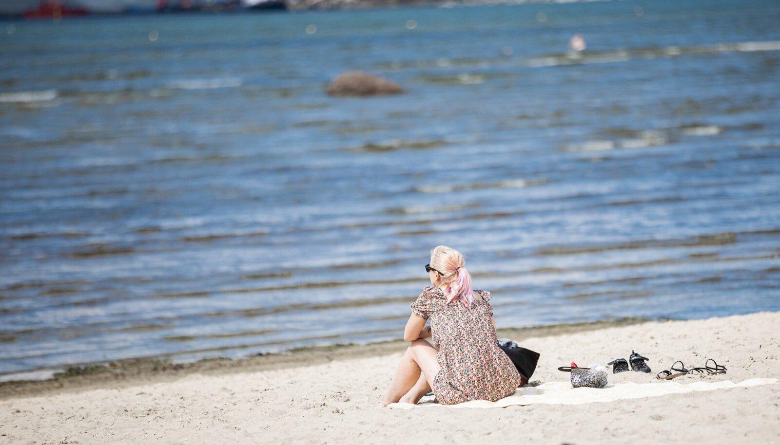 Stroomi rand 26. juunil