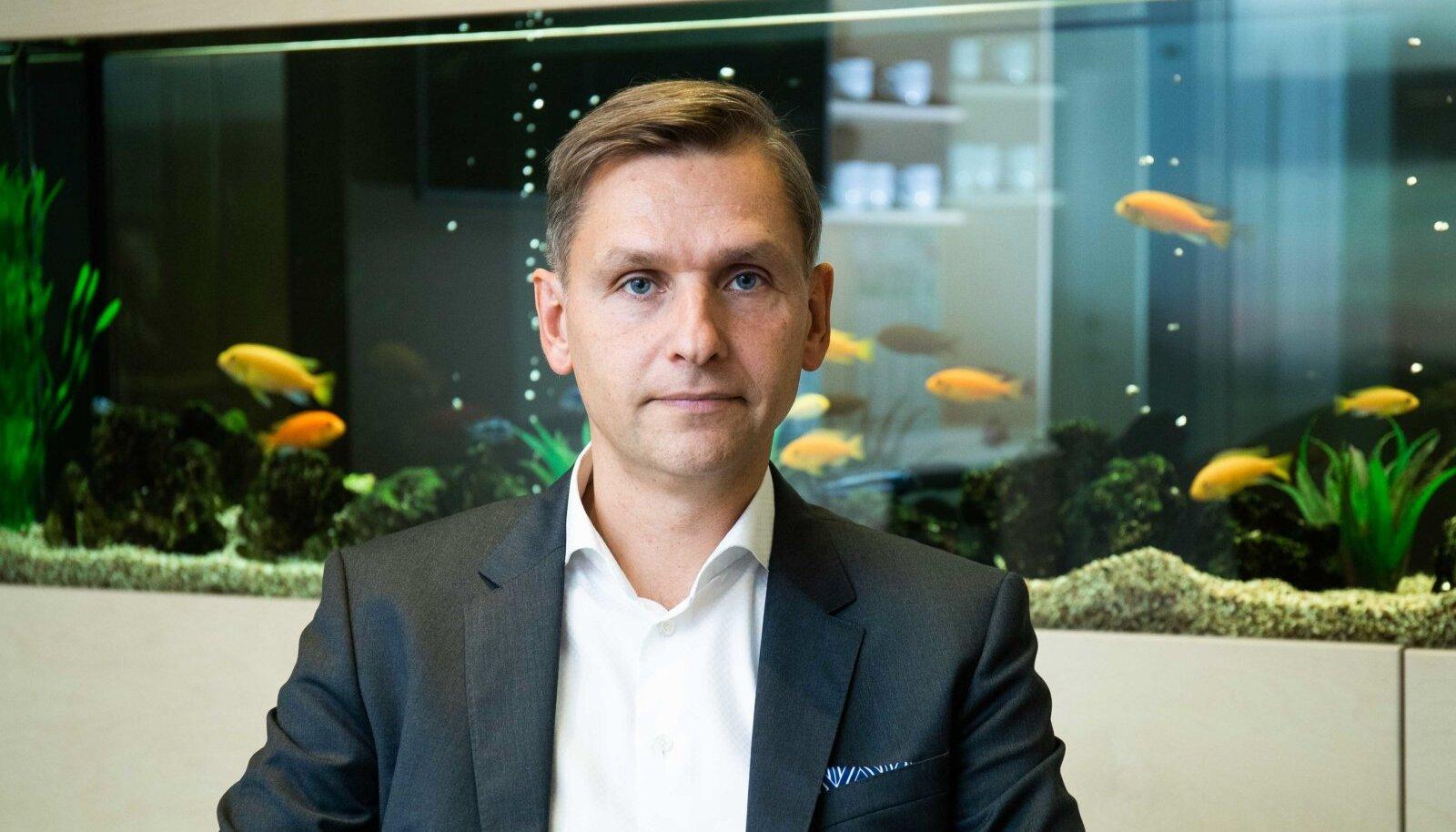 SEB ettevõtluspanganduse juhi Artjom Sokolovi sõnul tasub ettevõtetel hüpata varakult ökoloogilise jalajälje vähendamise rongile.