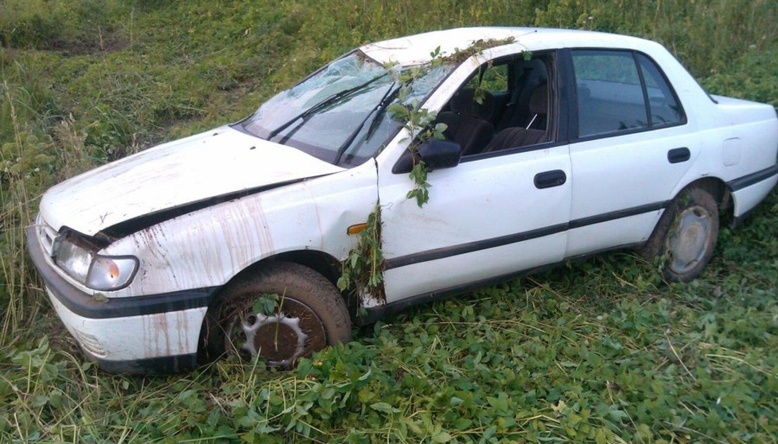 Õnnetus Varnjas