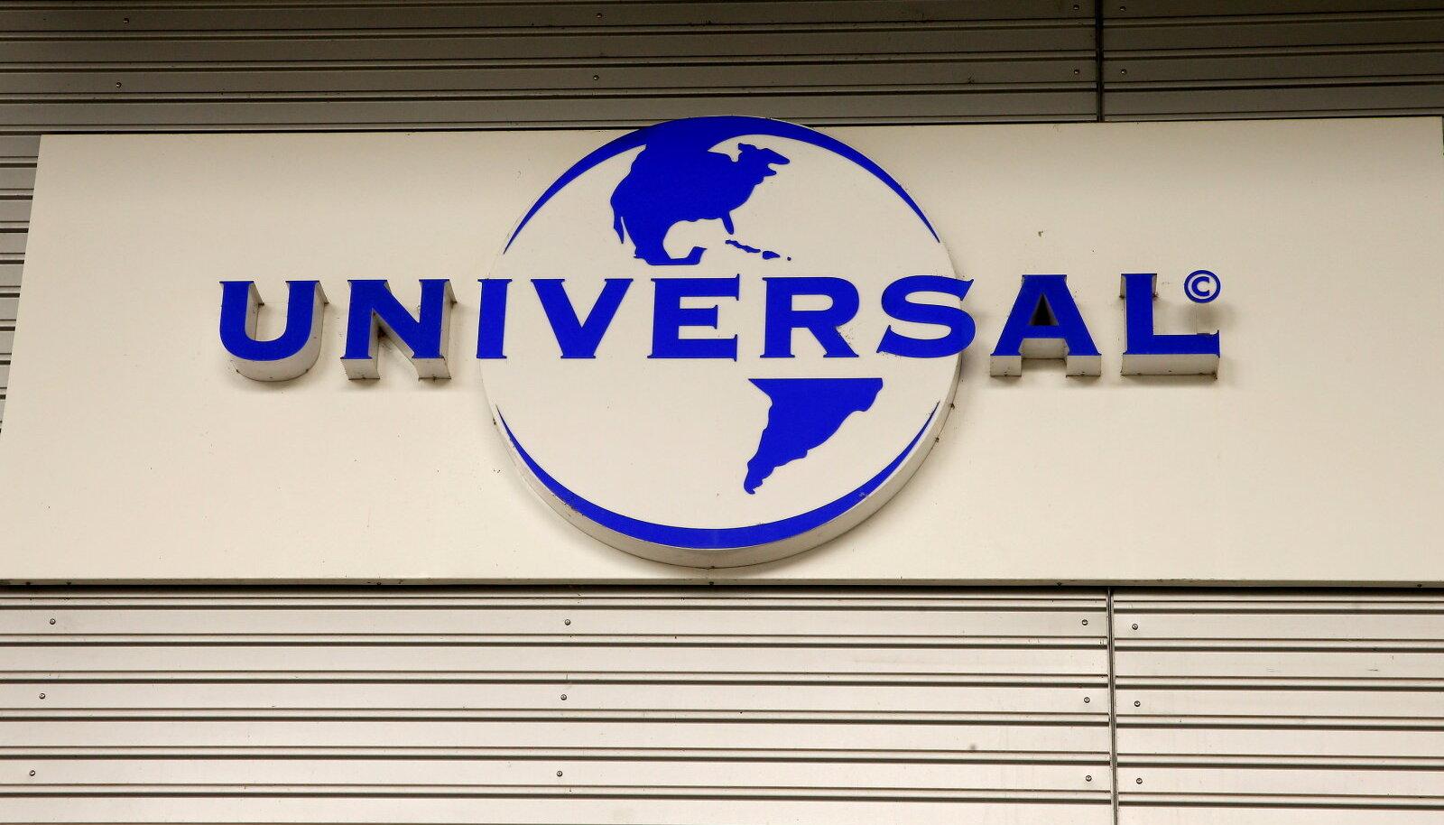 Universal Music Groupi logo
