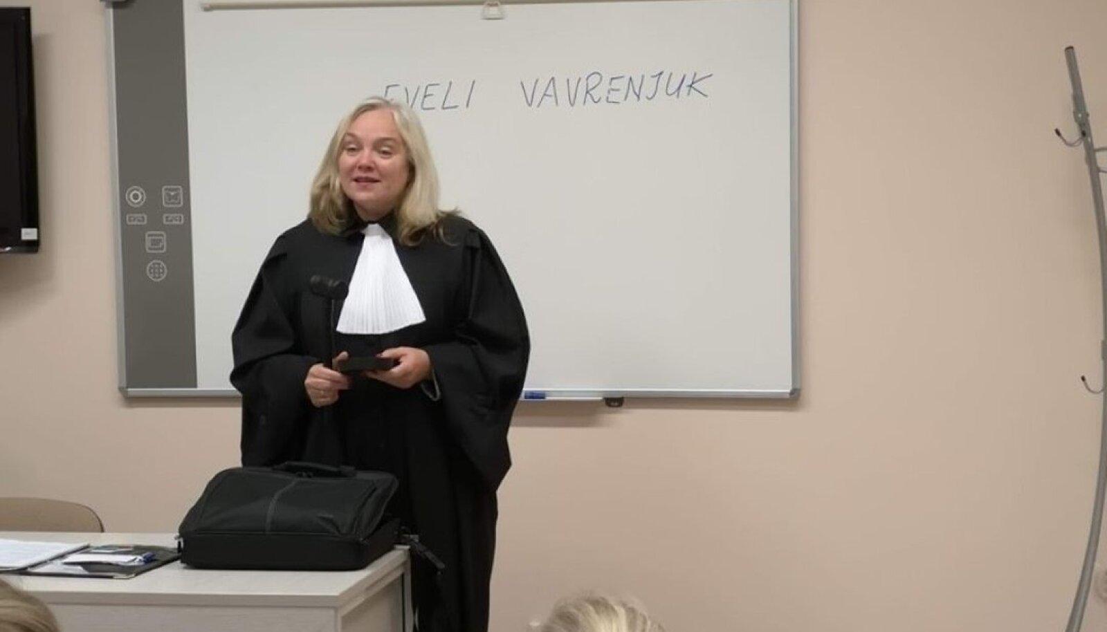 PEETI KINNI: Kaitsepolitsei pidas Vavrenjuki kinni 2019. aastal, teda kahtlustatakse korduvas altkäemaksu võtmises.