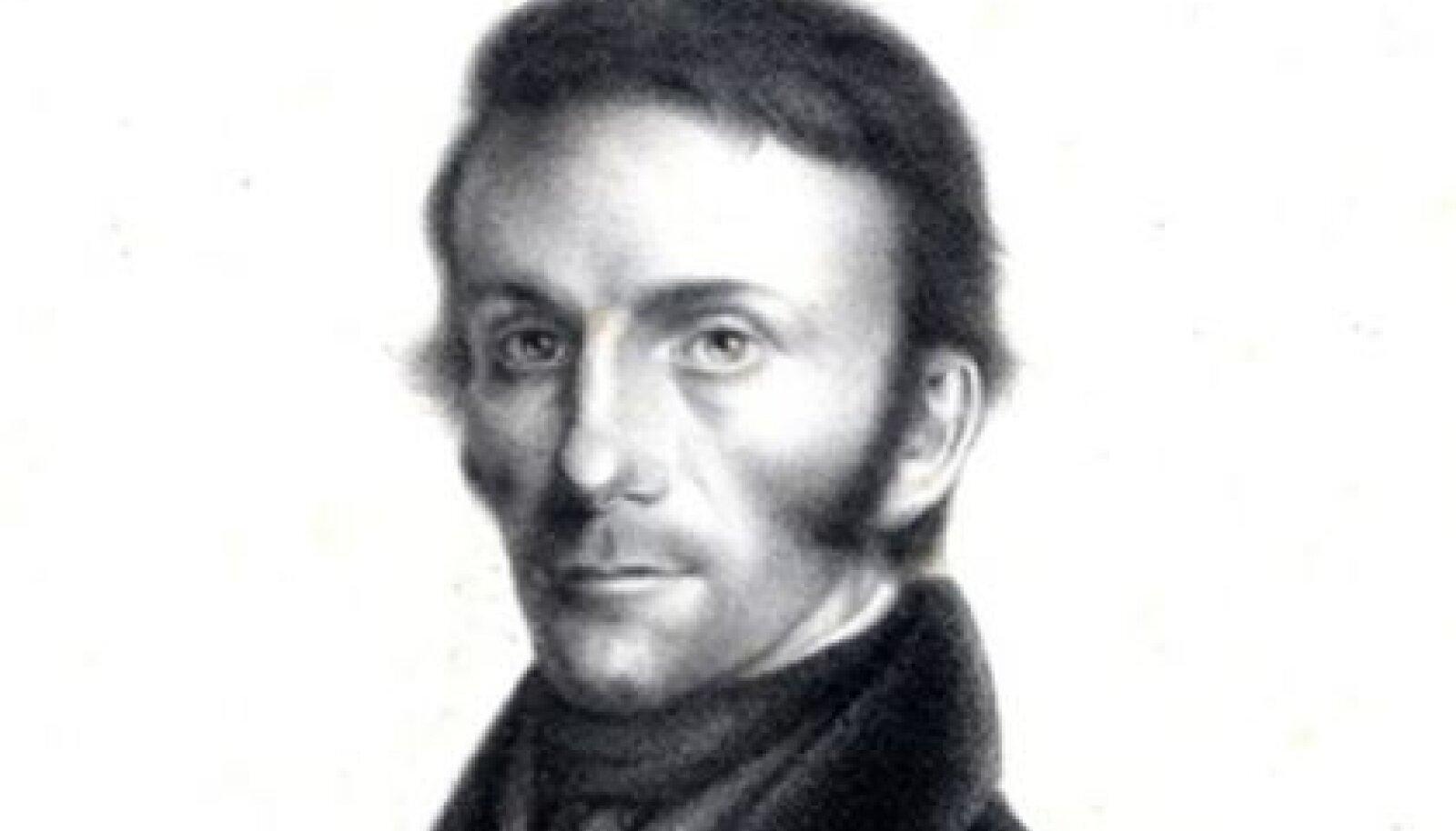 Johann Friedrich Parrot