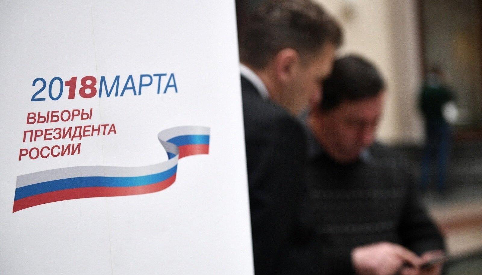 valimised Venemaal