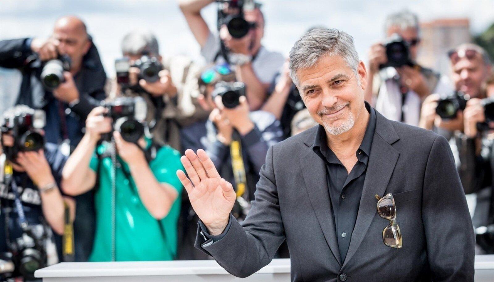 KAAMERAD ARMASTAVAD George Clooneyt.