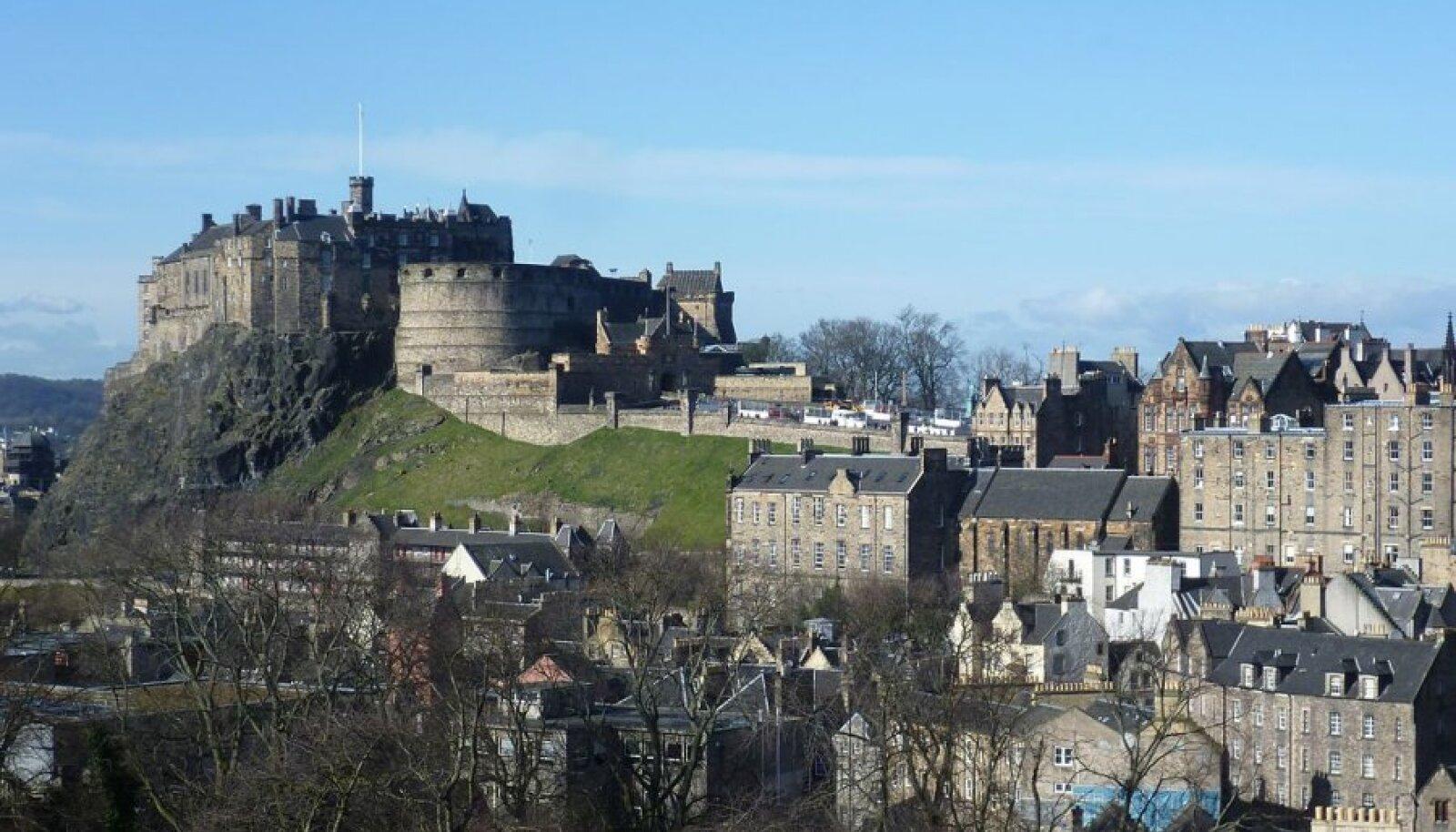 Edinburghi loss. Foto: Kim Traynor