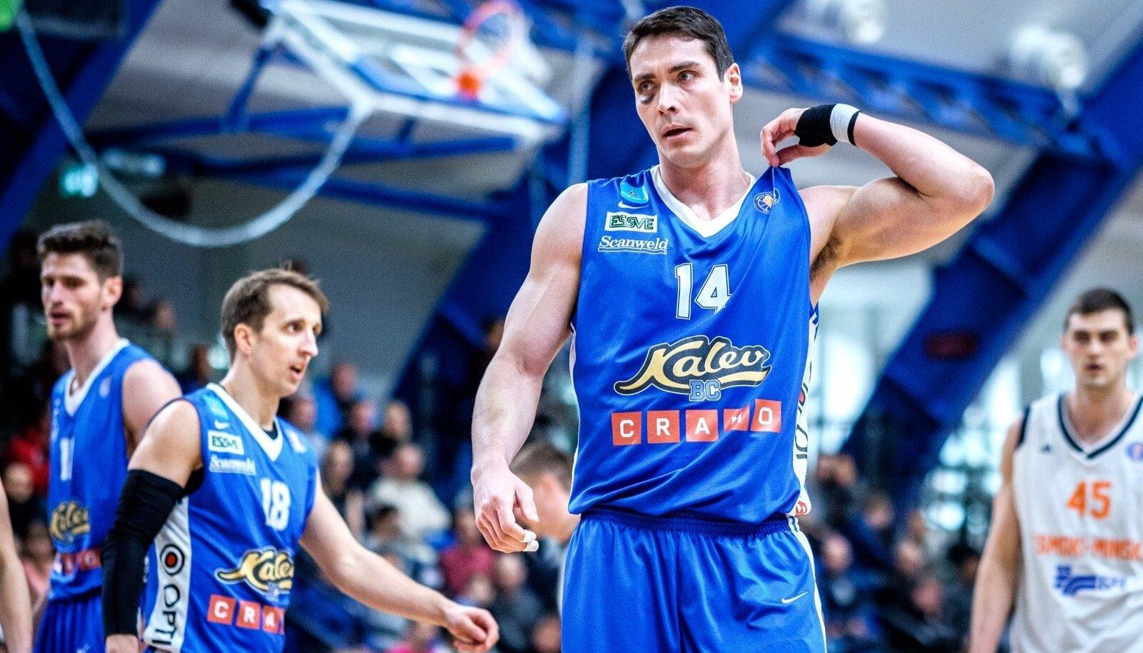 35-aastane Kristjan Kangur on meistriliiga üks säravamaim pallur.